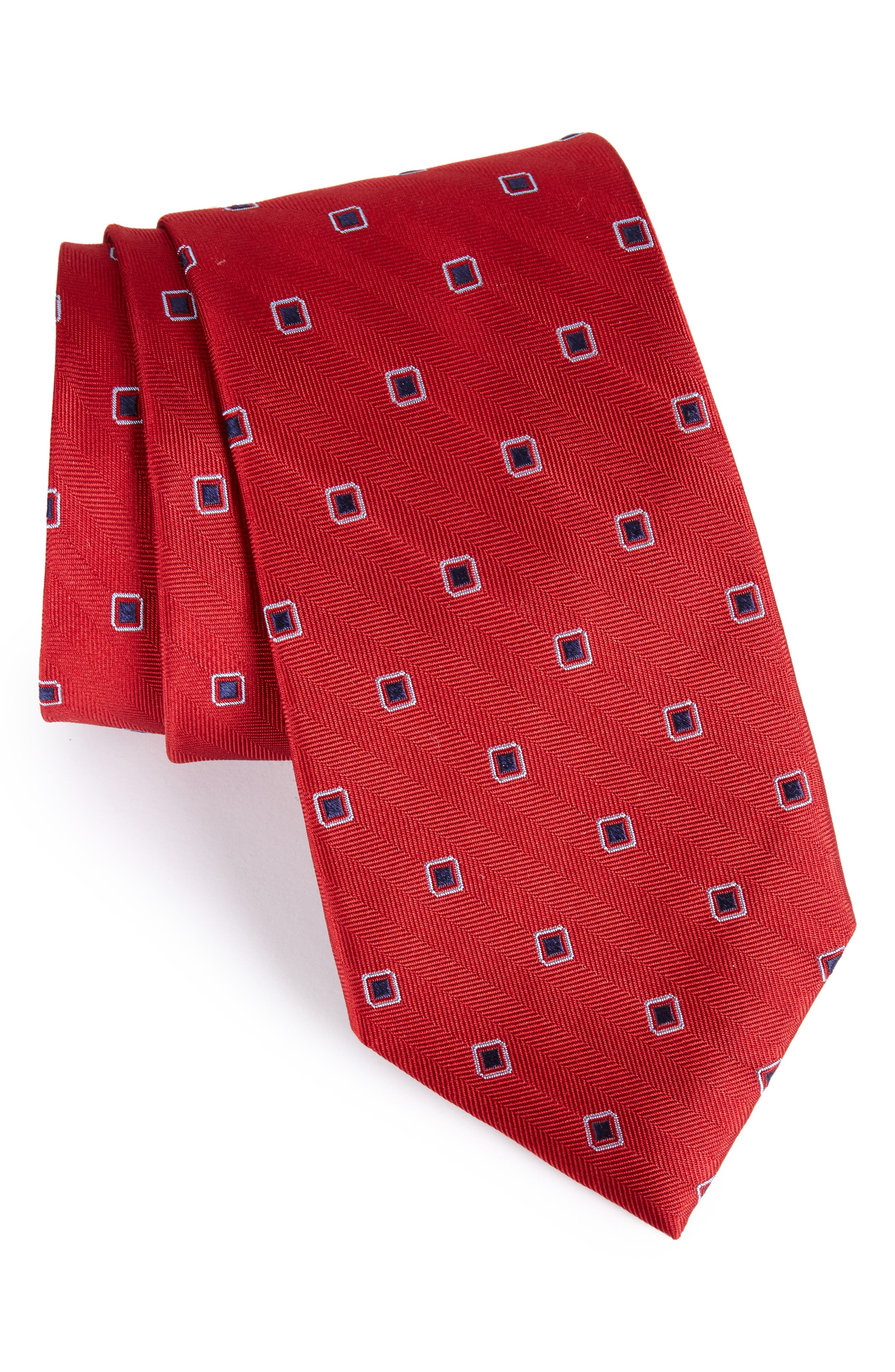 Open Ground Silk Tie,                             Main thumbnail 6, color,