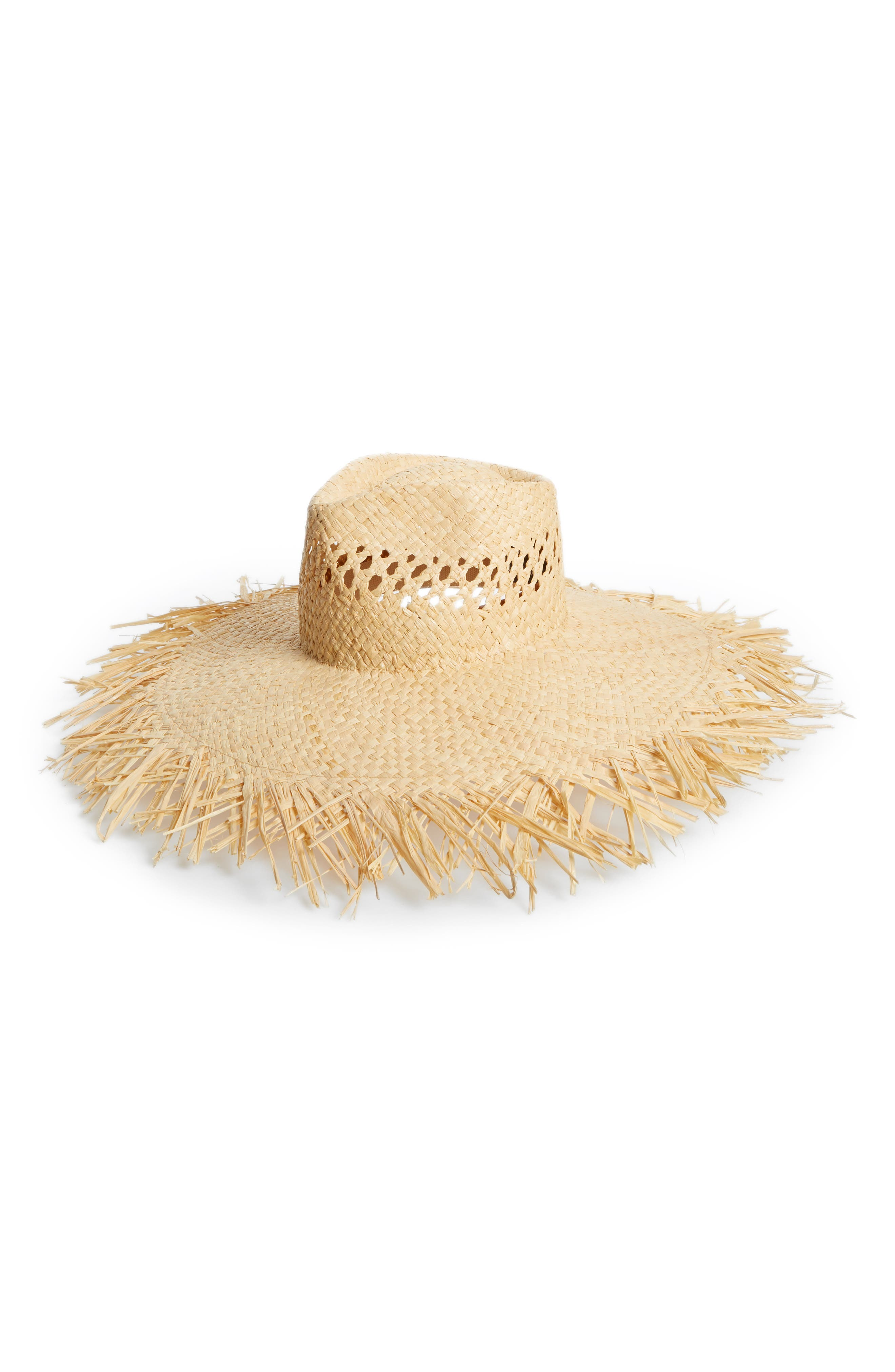 Joanna Fringe Hat,                             Main thumbnail 1, color,                             200