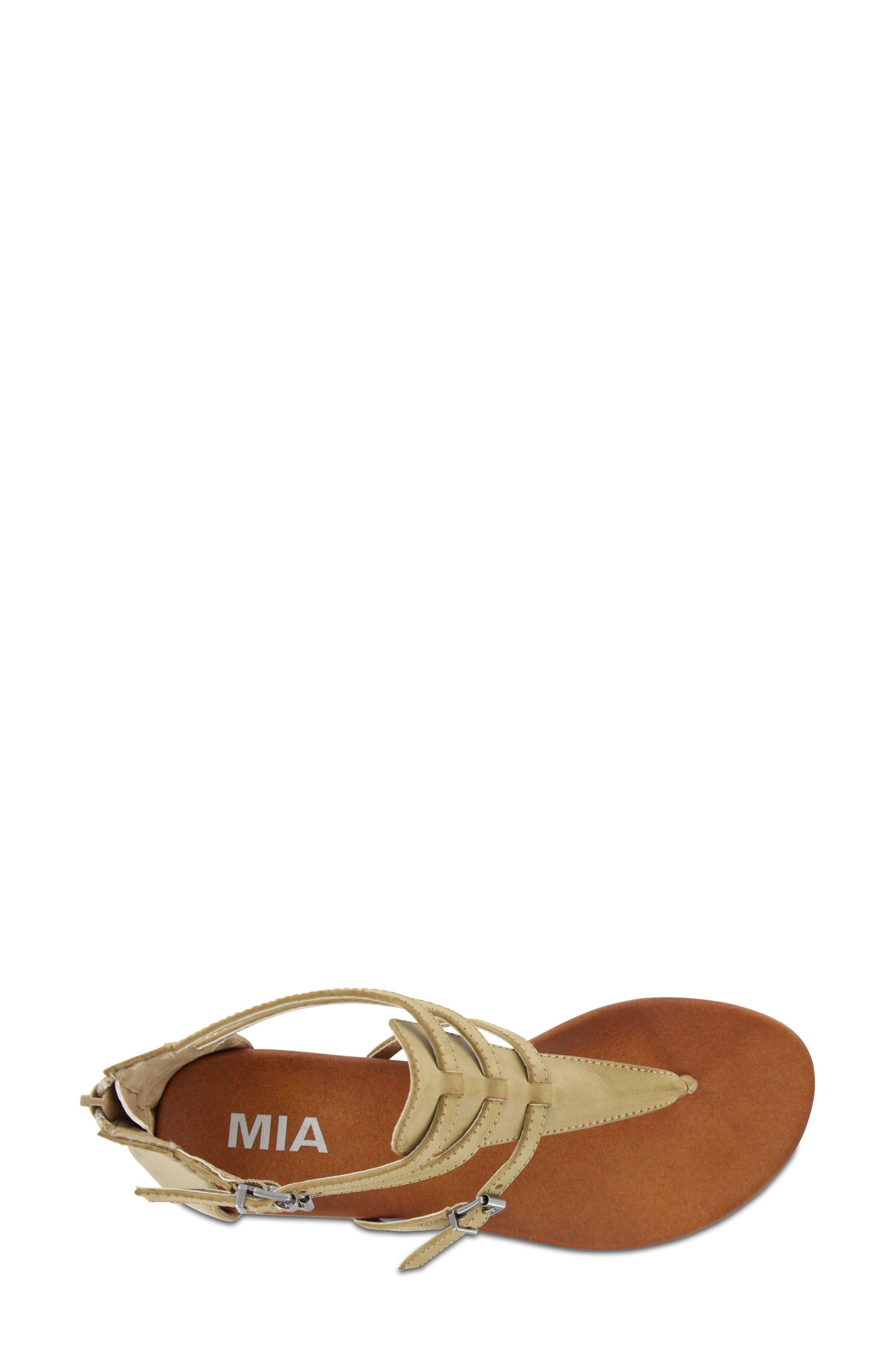 Dashiell V-Strap Sandal,                             Alternate thumbnail 10, color,