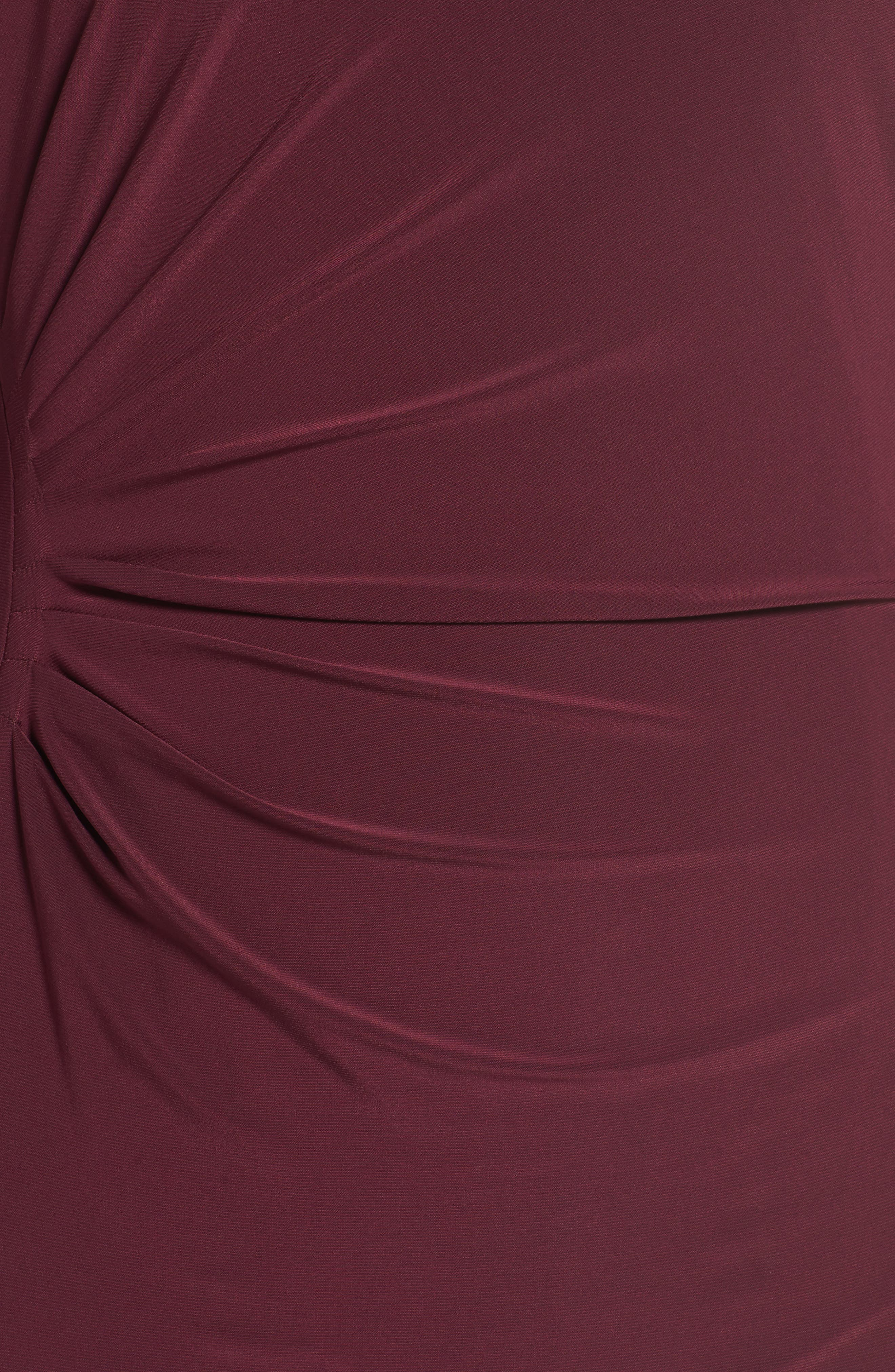 Embellished Jersey A-Line Gown,                             Alternate thumbnail 10, color,