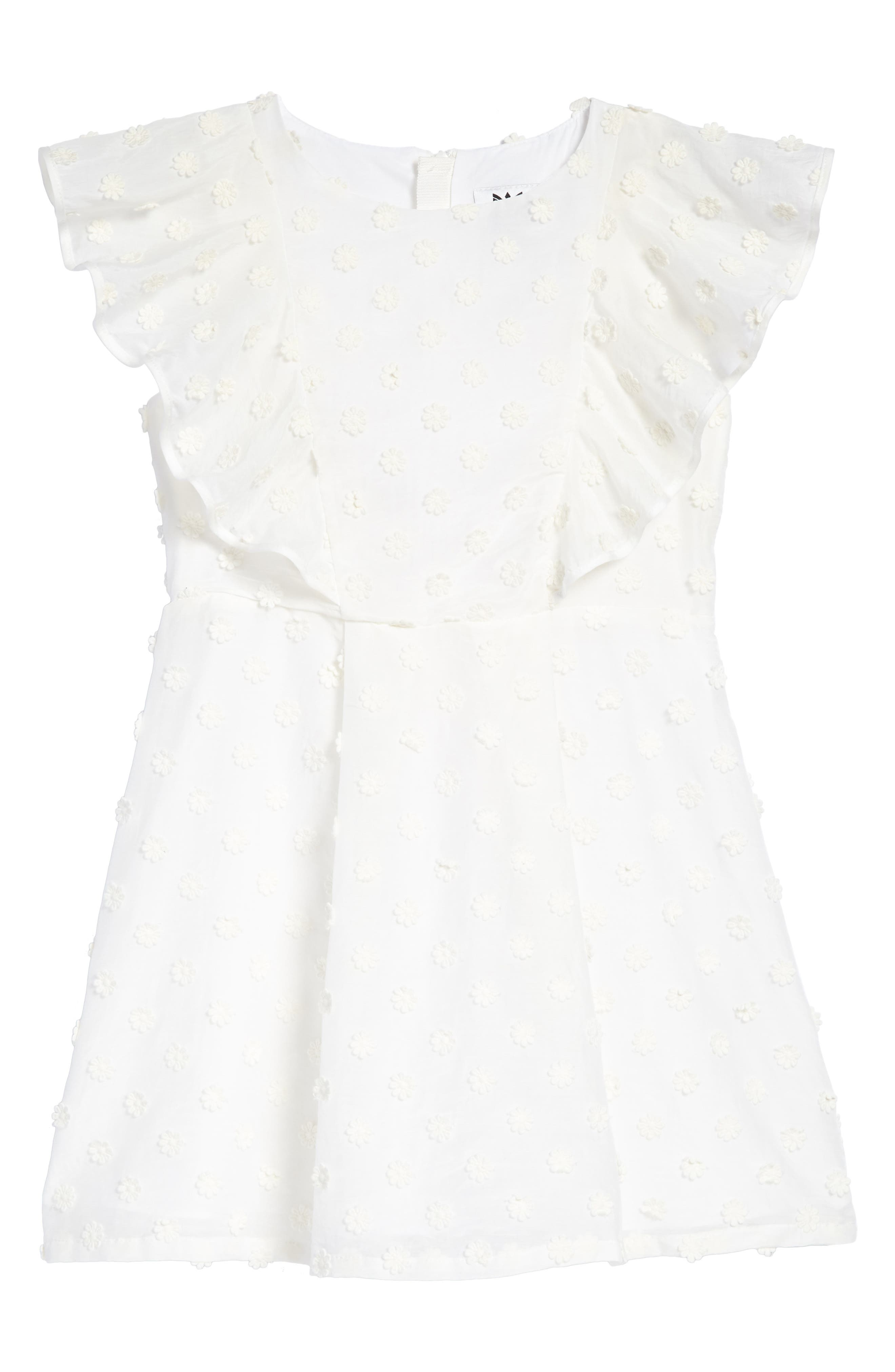 Ruffle Dress,                             Main thumbnail 1, color,                             150