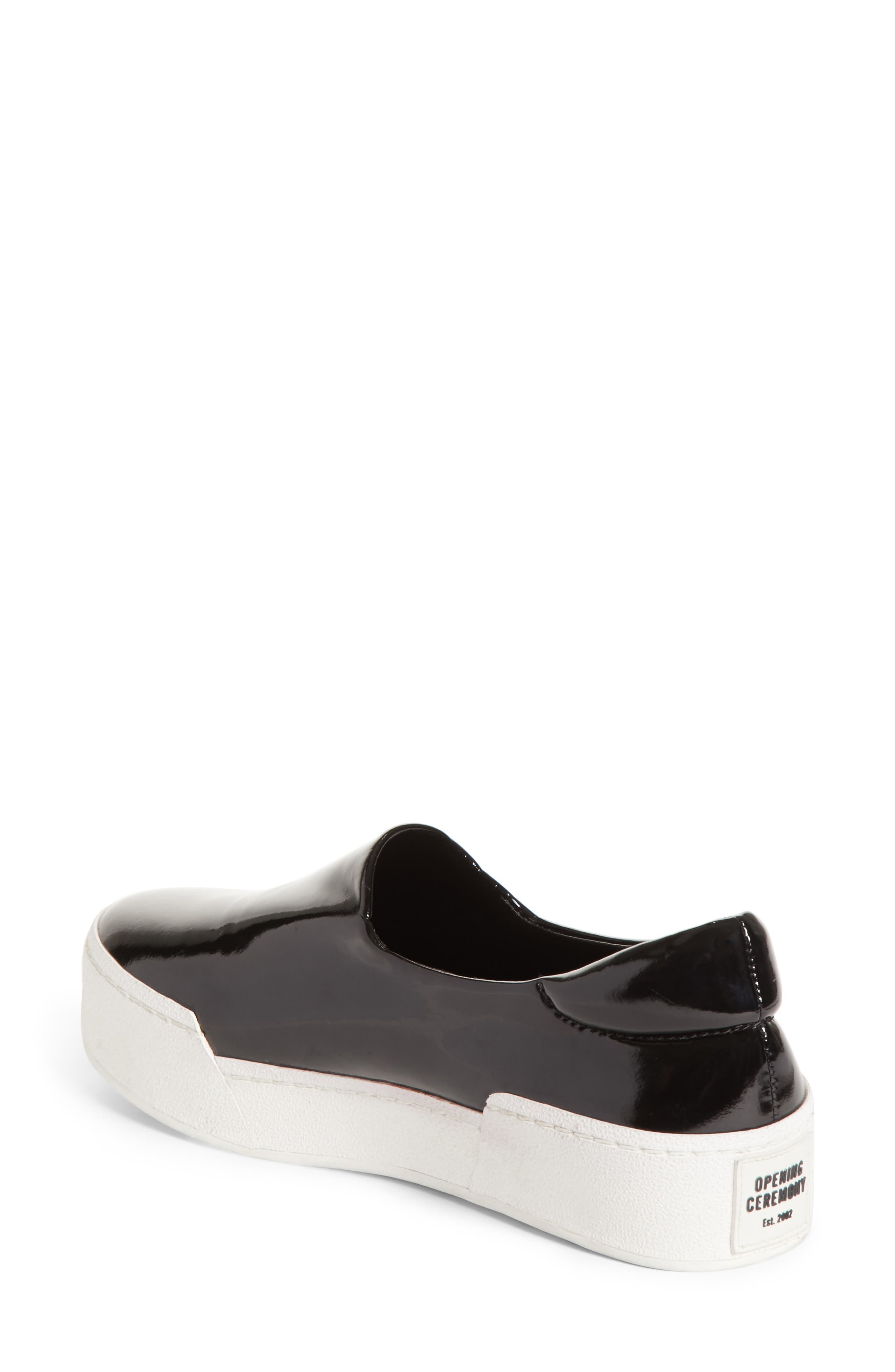 Didi Slip-On Sneaker,                             Alternate thumbnail 2, color,                             001
