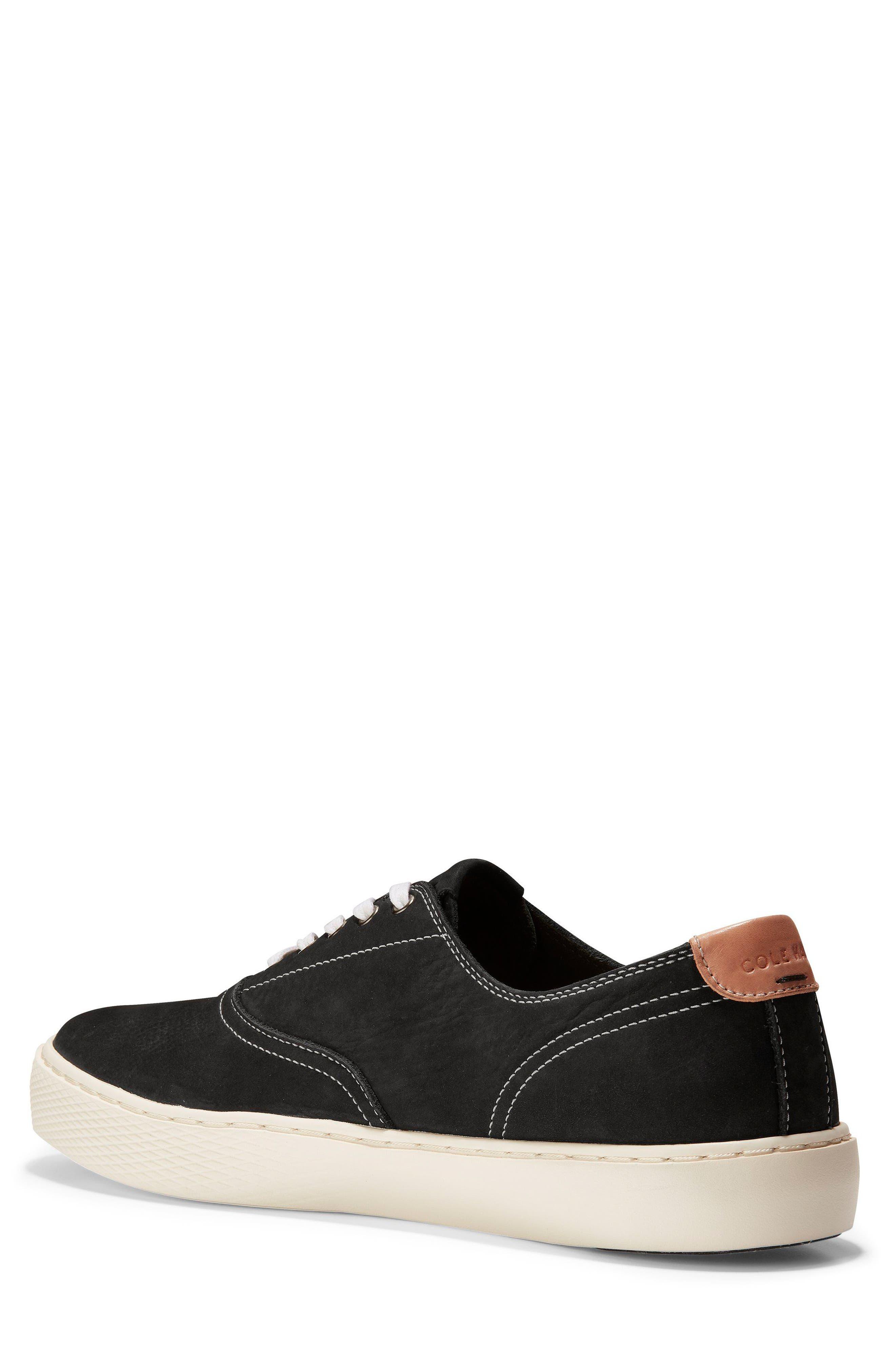 GrandPro Deck Low Top Sneaker,                             Alternate thumbnail 2, color,                             001