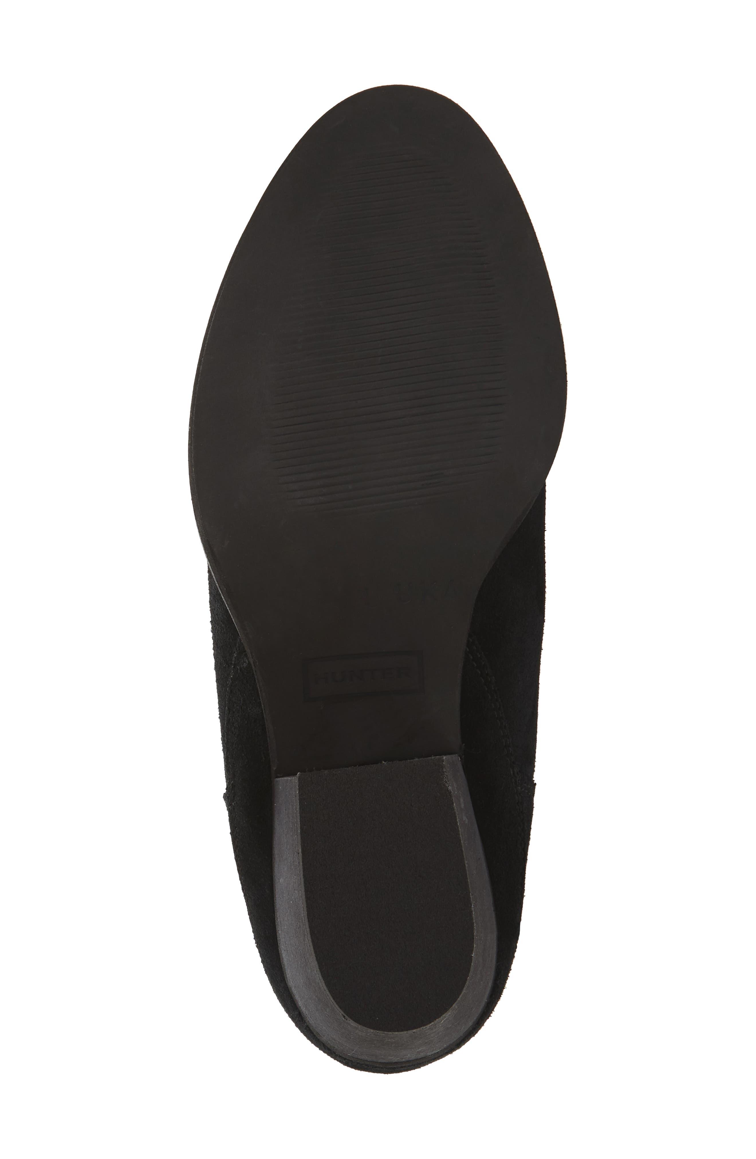 Original Refined Water Resistant Chelsea Boot,                             Alternate thumbnail 6, color,                             001
