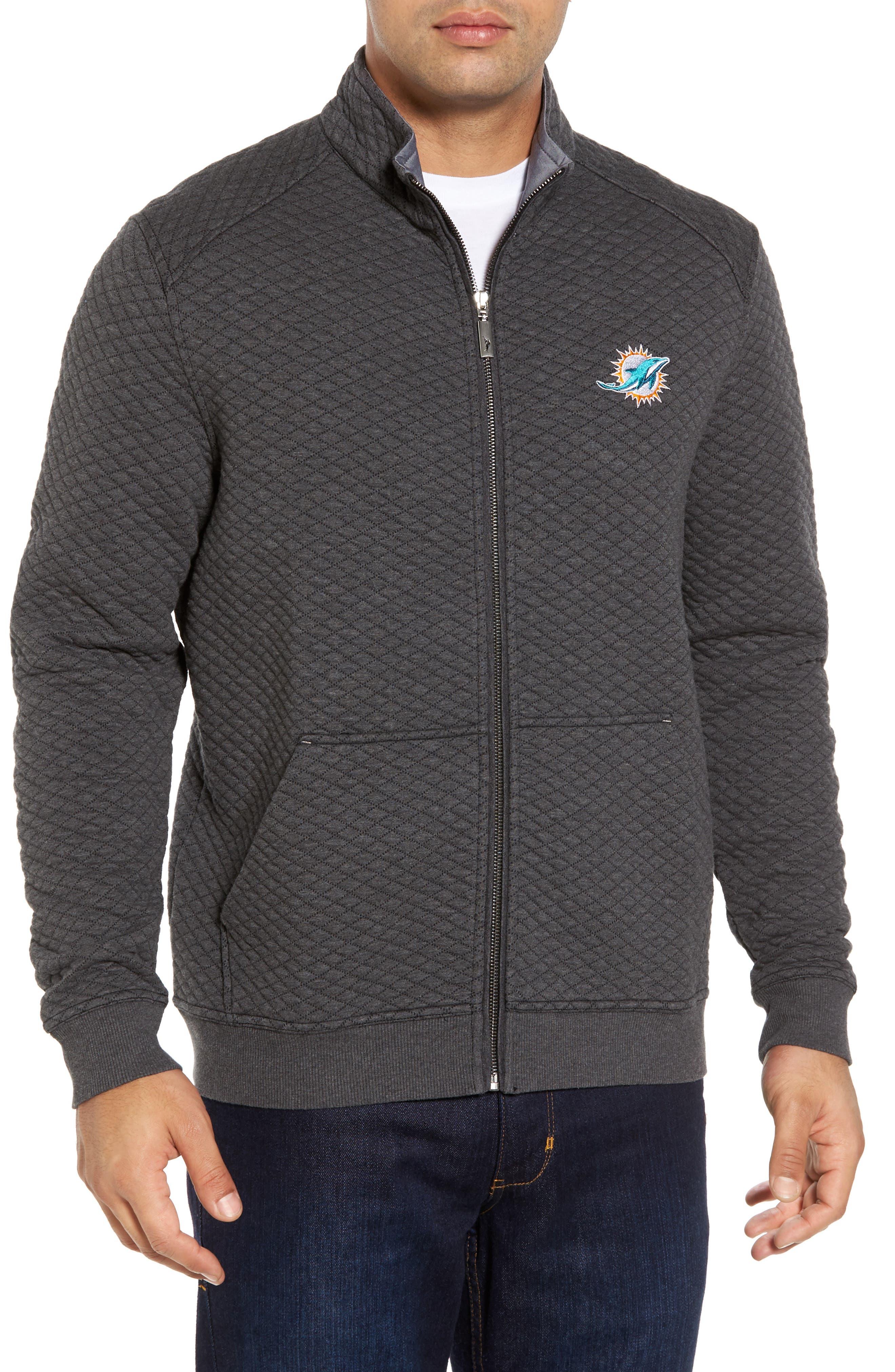 NFL Quiltessential Full Zip Sweatshirt,                             Main thumbnail 13, color,