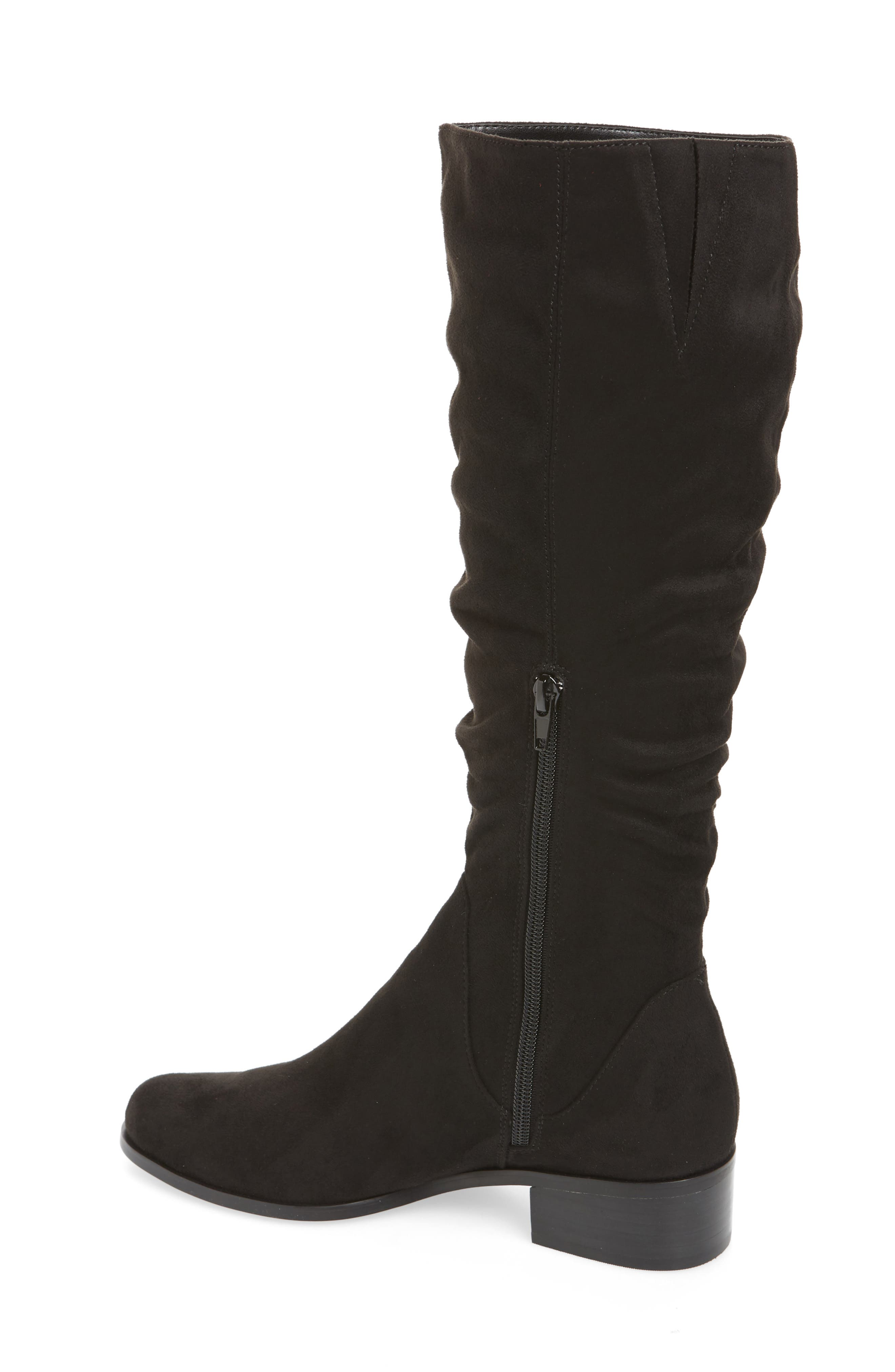 Guru Slouchy Knee High Boot,                             Alternate thumbnail 2, color,                             001