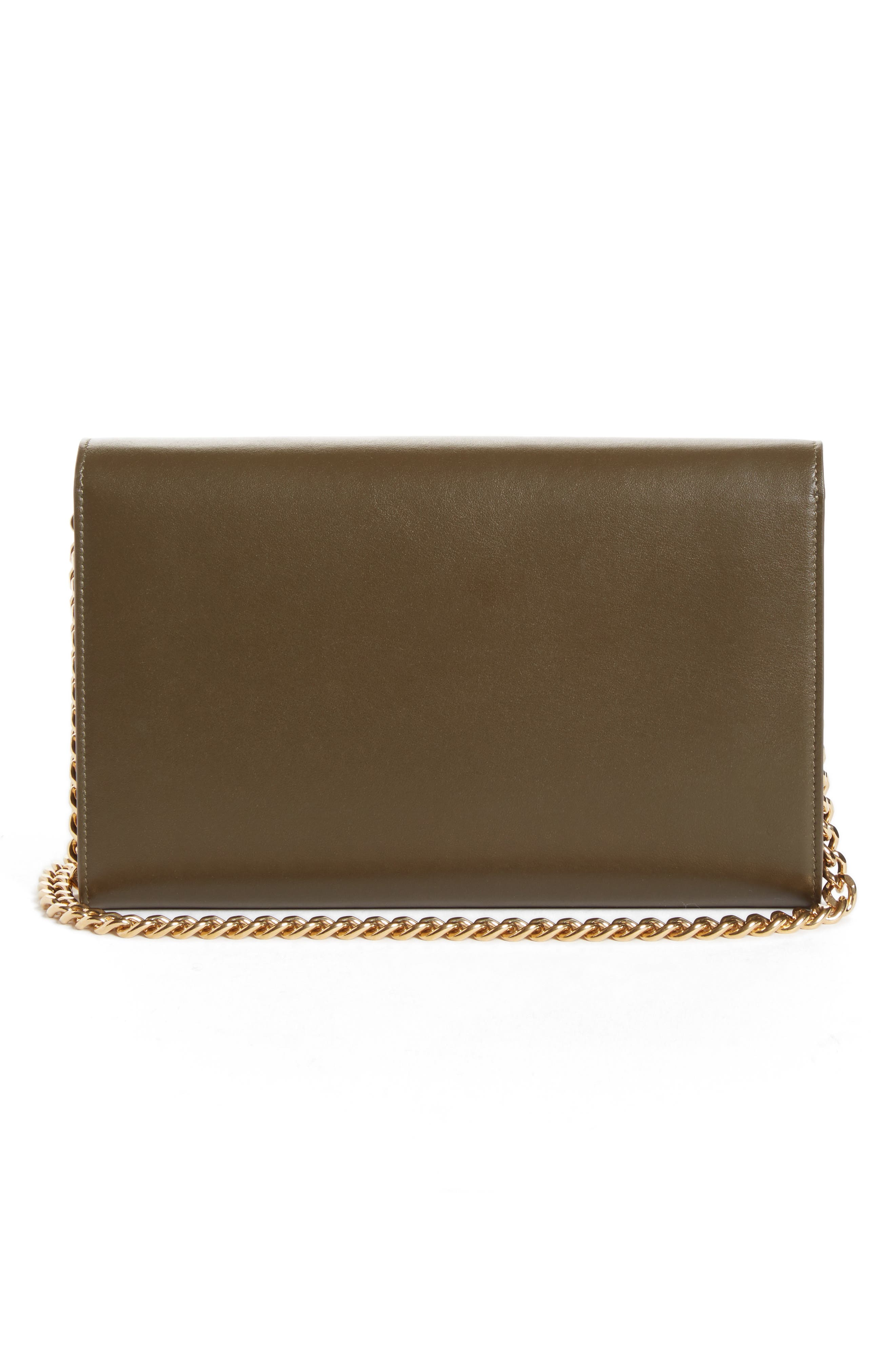Leather Wallet on a Chain,                             Alternate thumbnail 2, color,                             250
