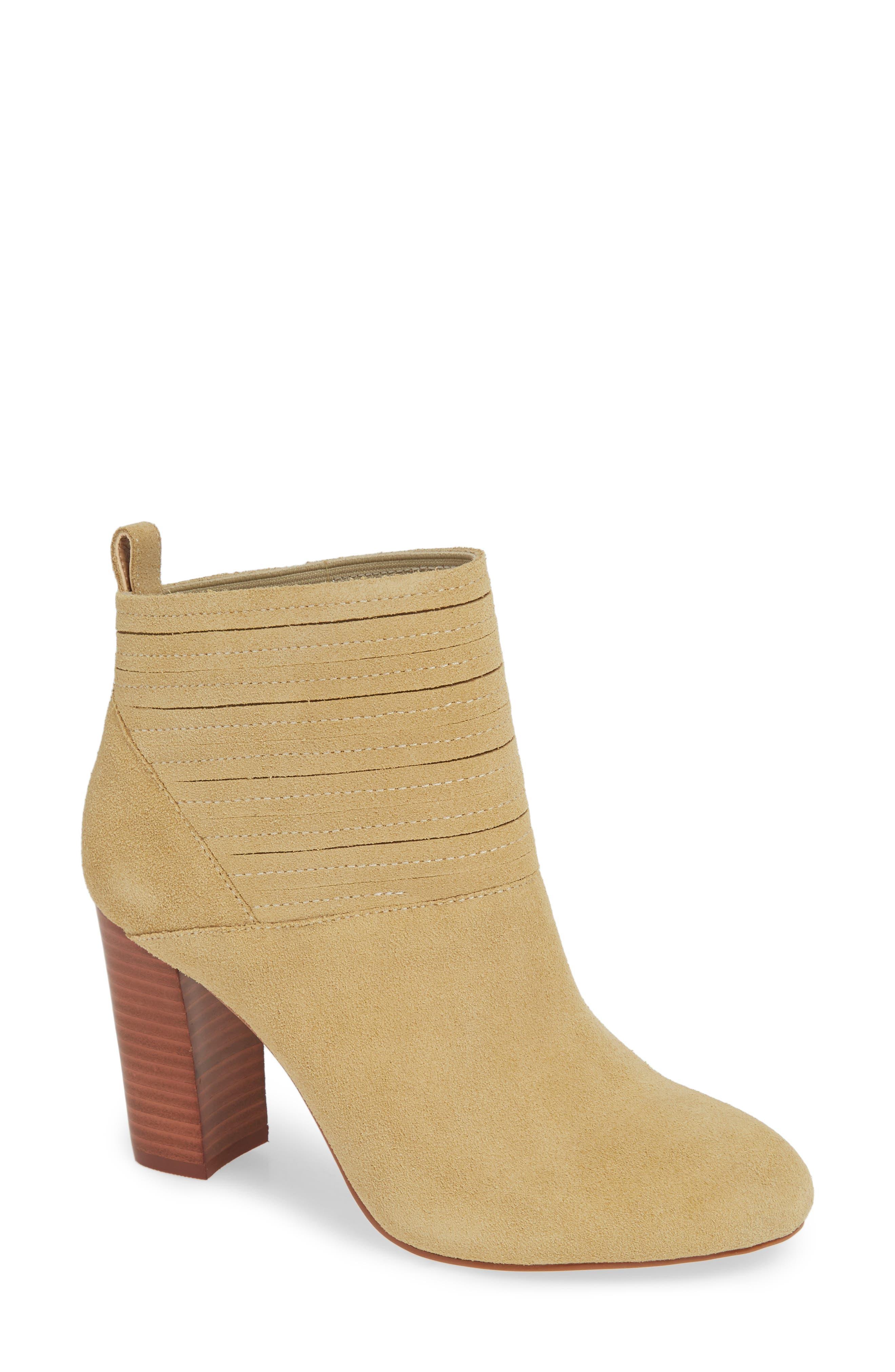 M4D3 Salama Block Heel Bootie