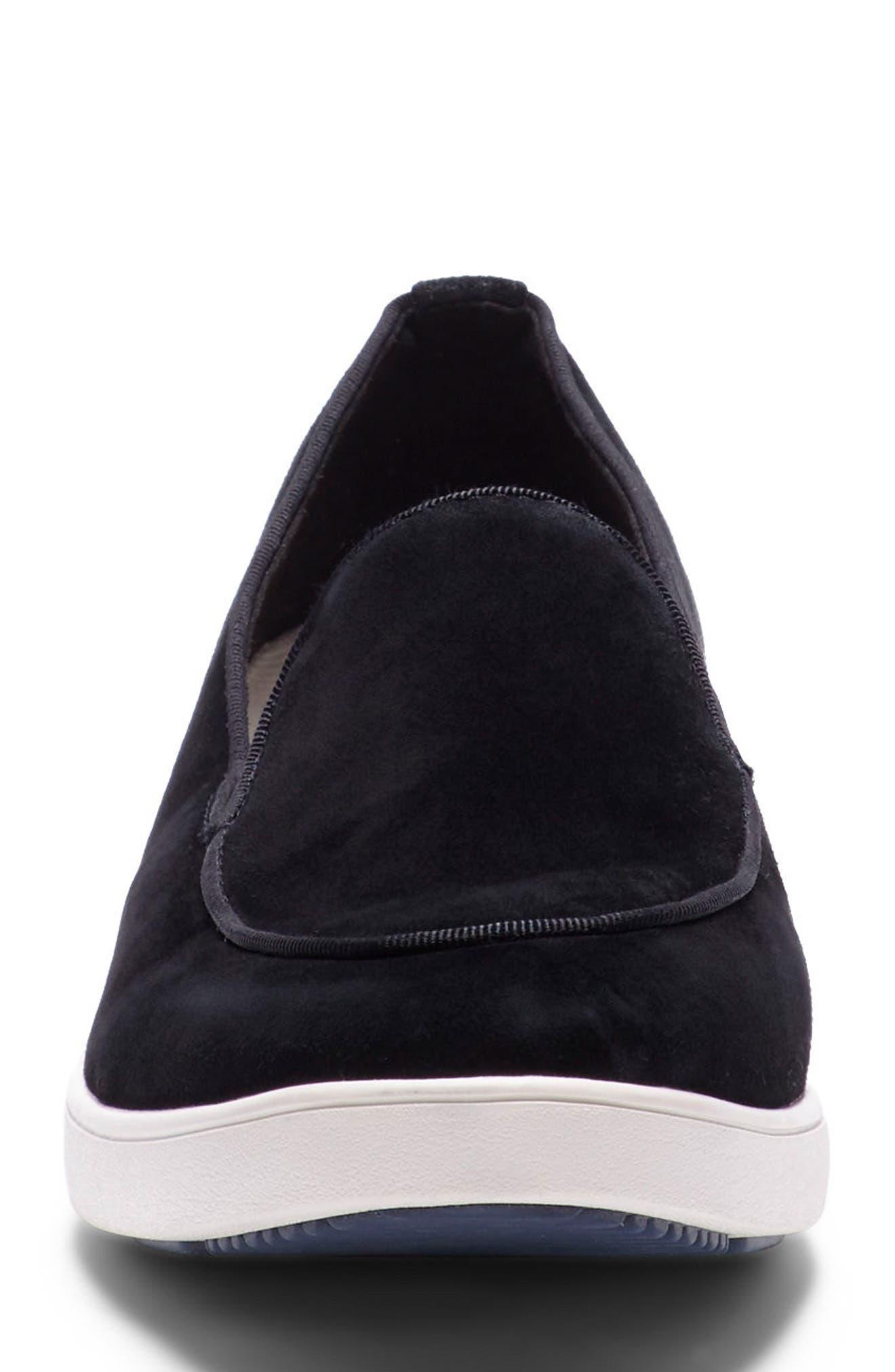 Antona Slip-On Sneaker,                             Alternate thumbnail 3, color,                             002