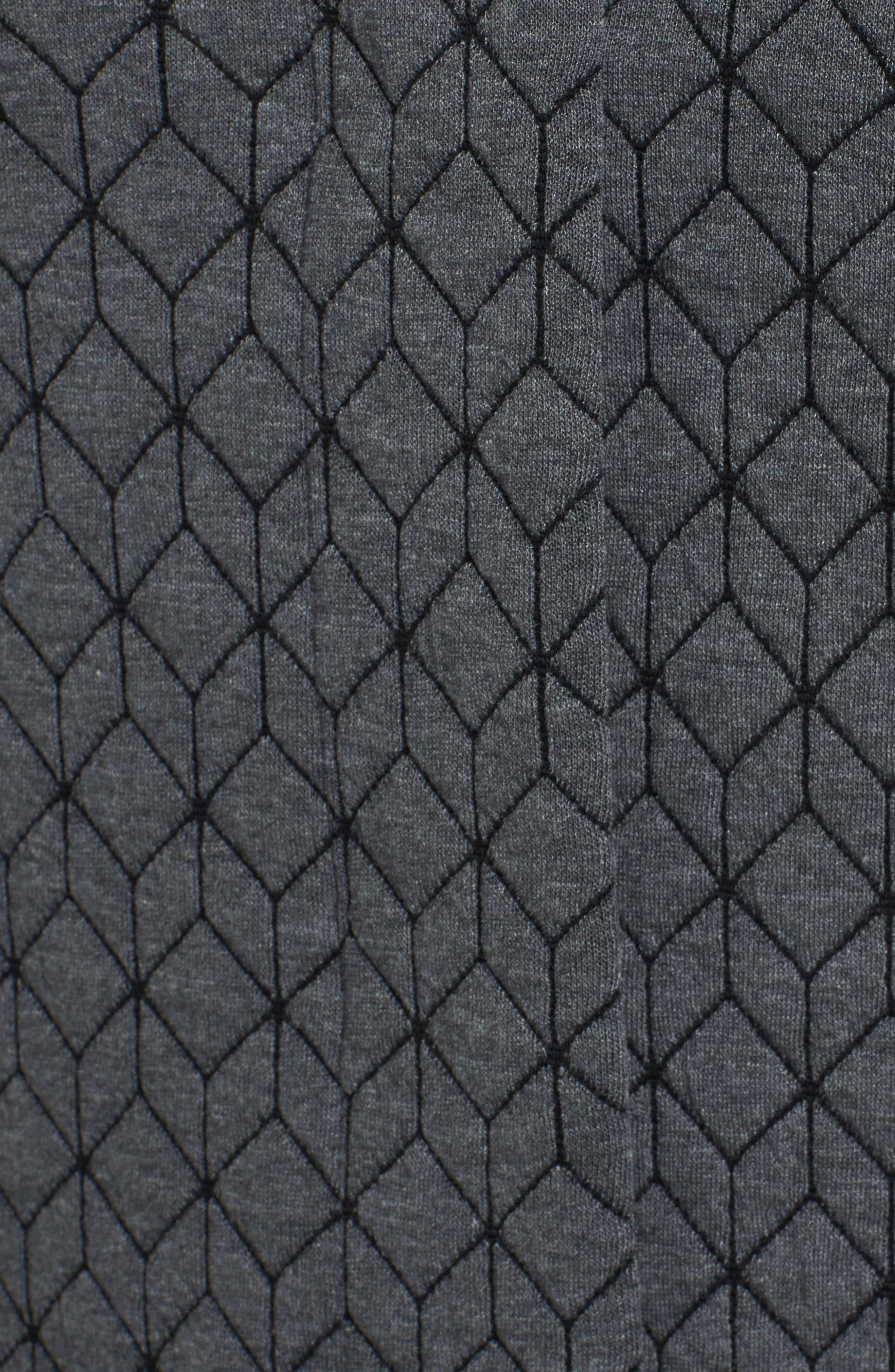Cozy Knit Coat,                             Alternate thumbnail 6, color,                             020