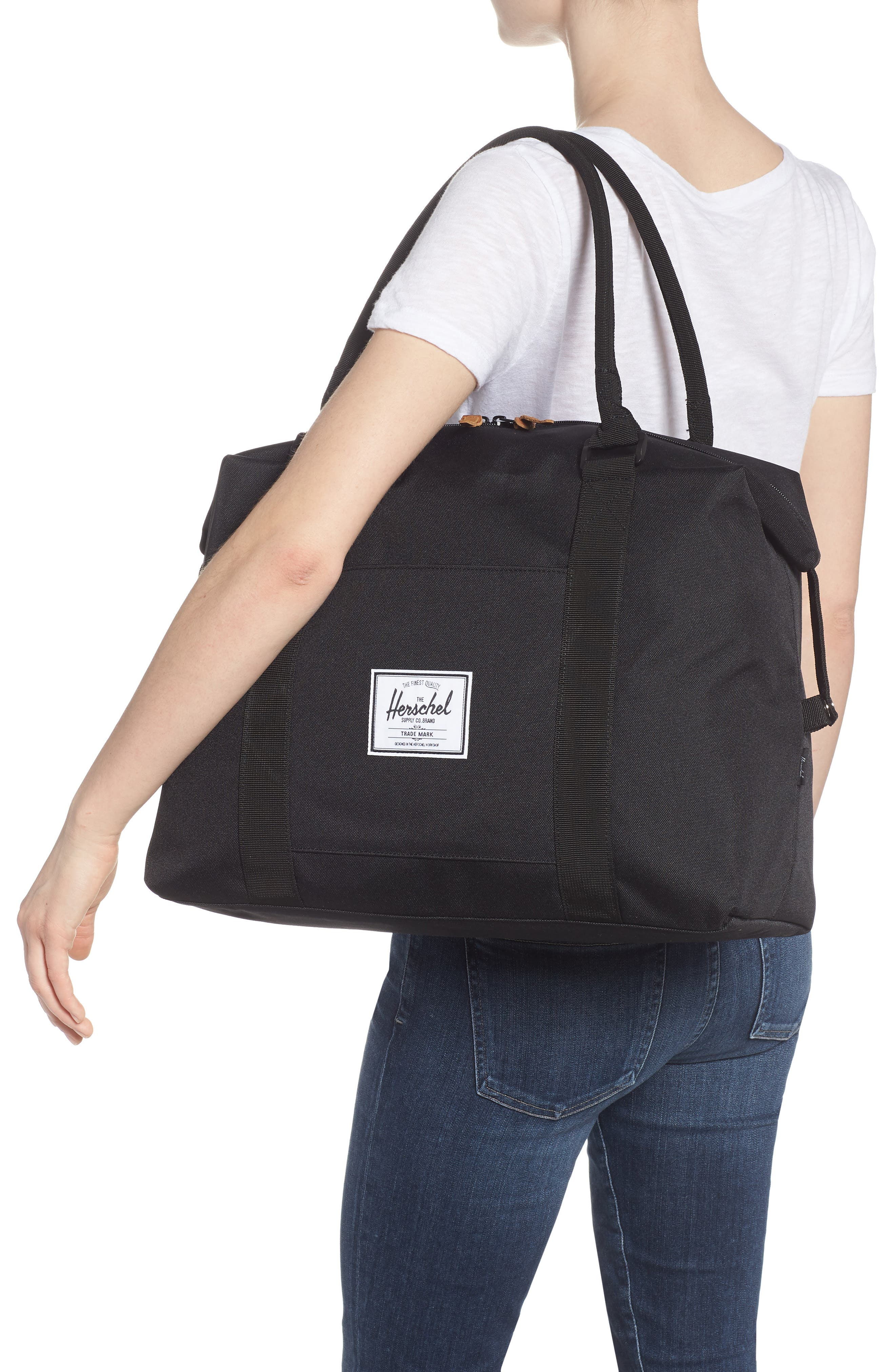 Strand Duffel Bag,                             Alternate thumbnail 2, color,                             001