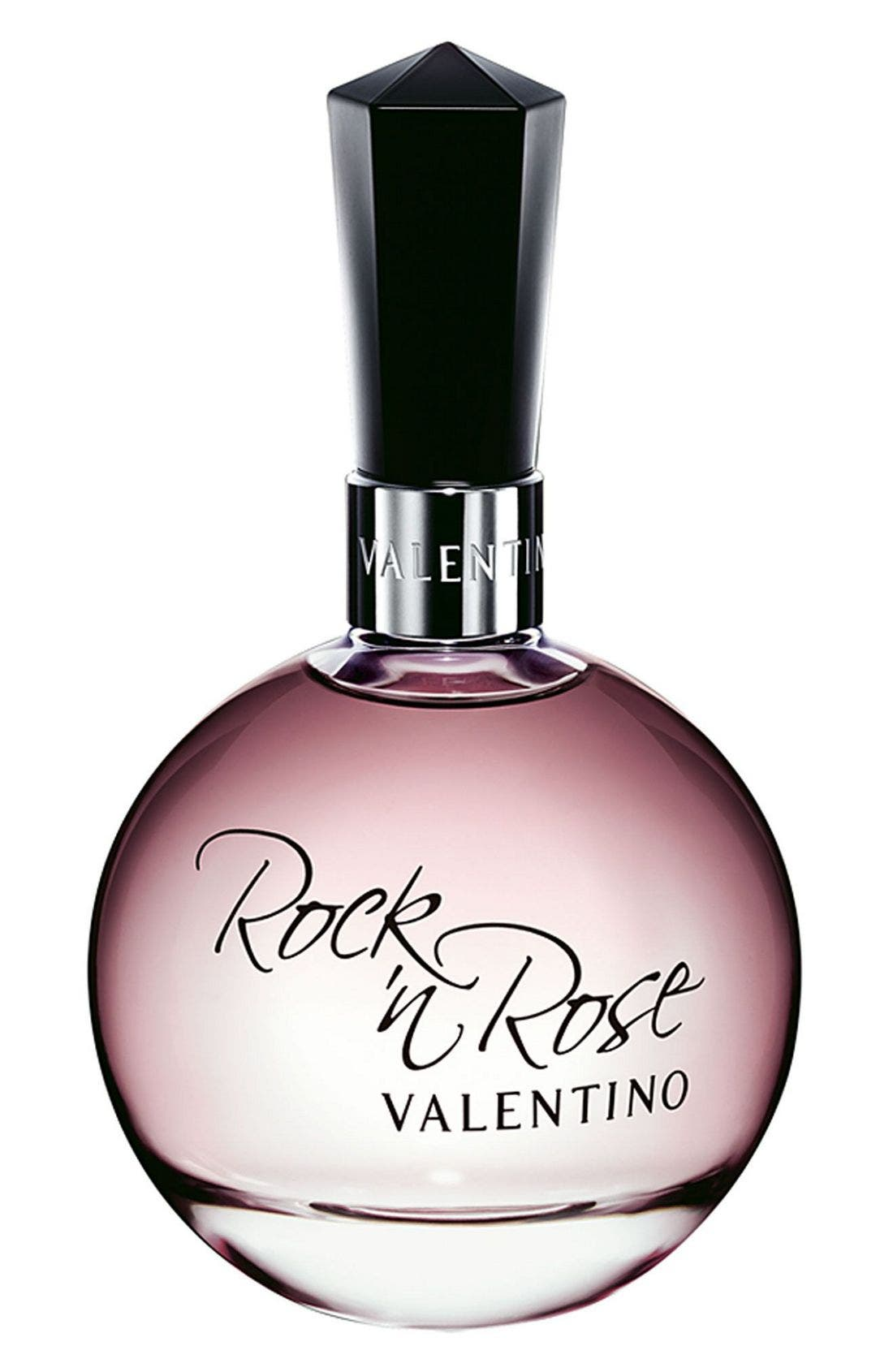 VALENTINO,                             'Rock 'n Rose' Eau de Parfum,                             Main thumbnail 1, color,                             000