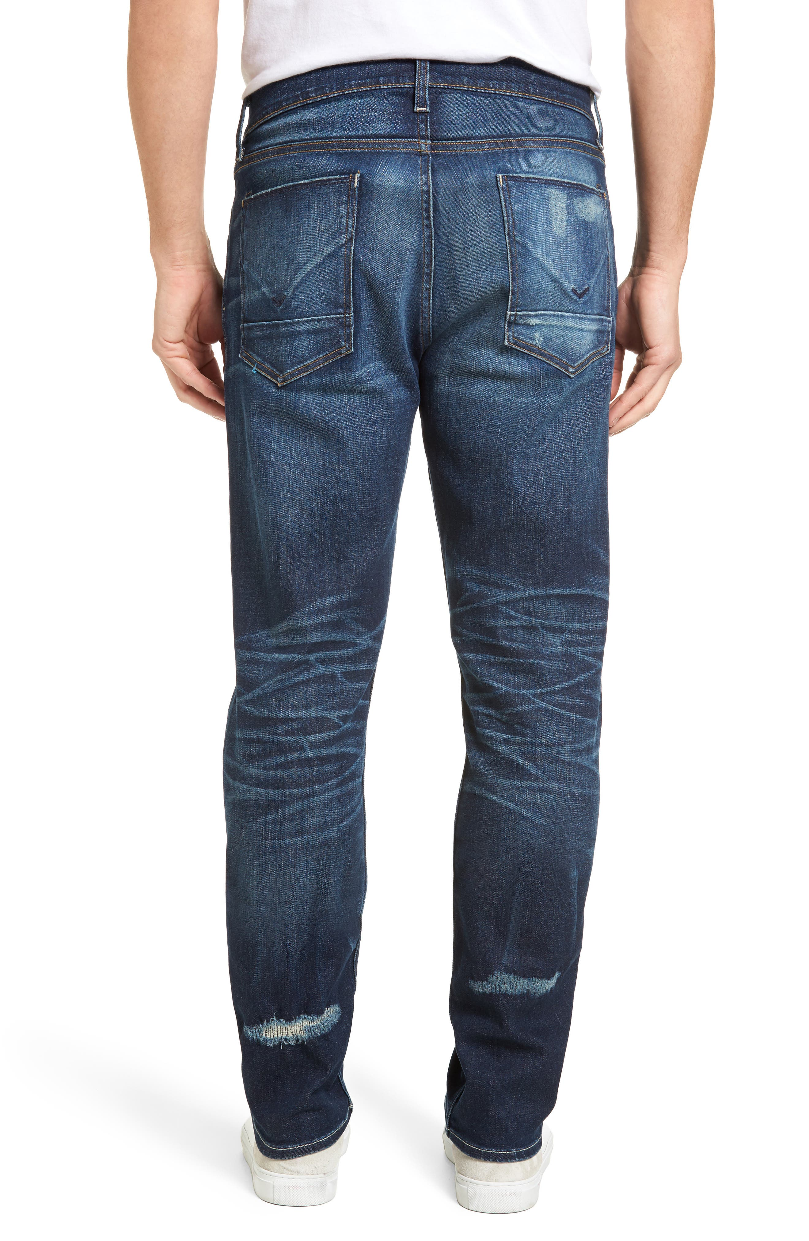 Blake Slim Fit Jeans,                             Alternate thumbnail 2, color,