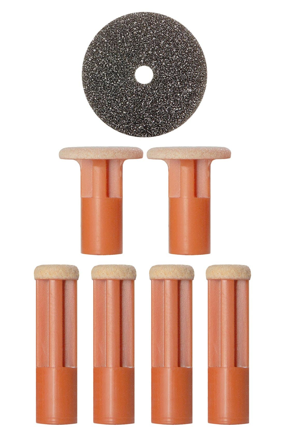 Orange Coarse Replacement Discs,                         Main,                         color, NONE