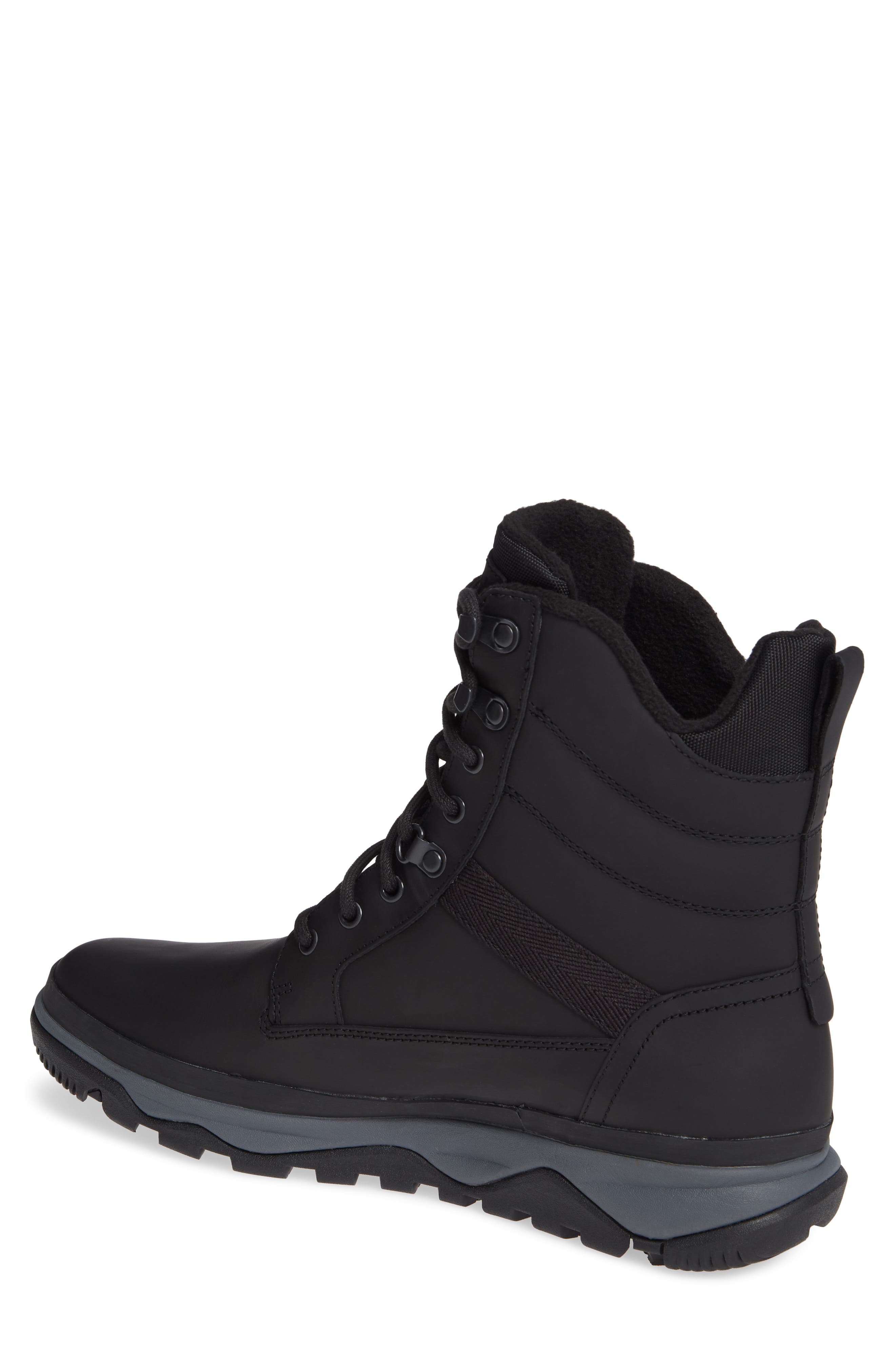 Tremblant Insulated Waterproof Boot,                             Alternate thumbnail 2, color,                             BLACK