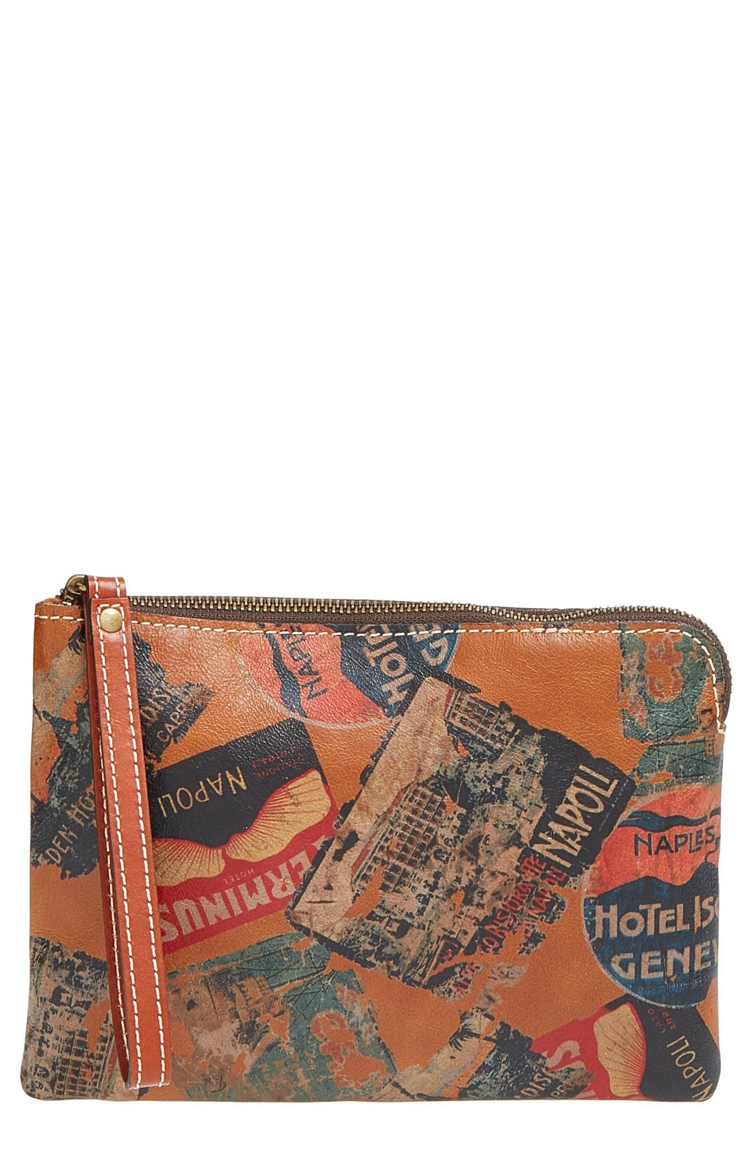 'Cassini' Wristlet,                             Main thumbnail 1, color,                             200