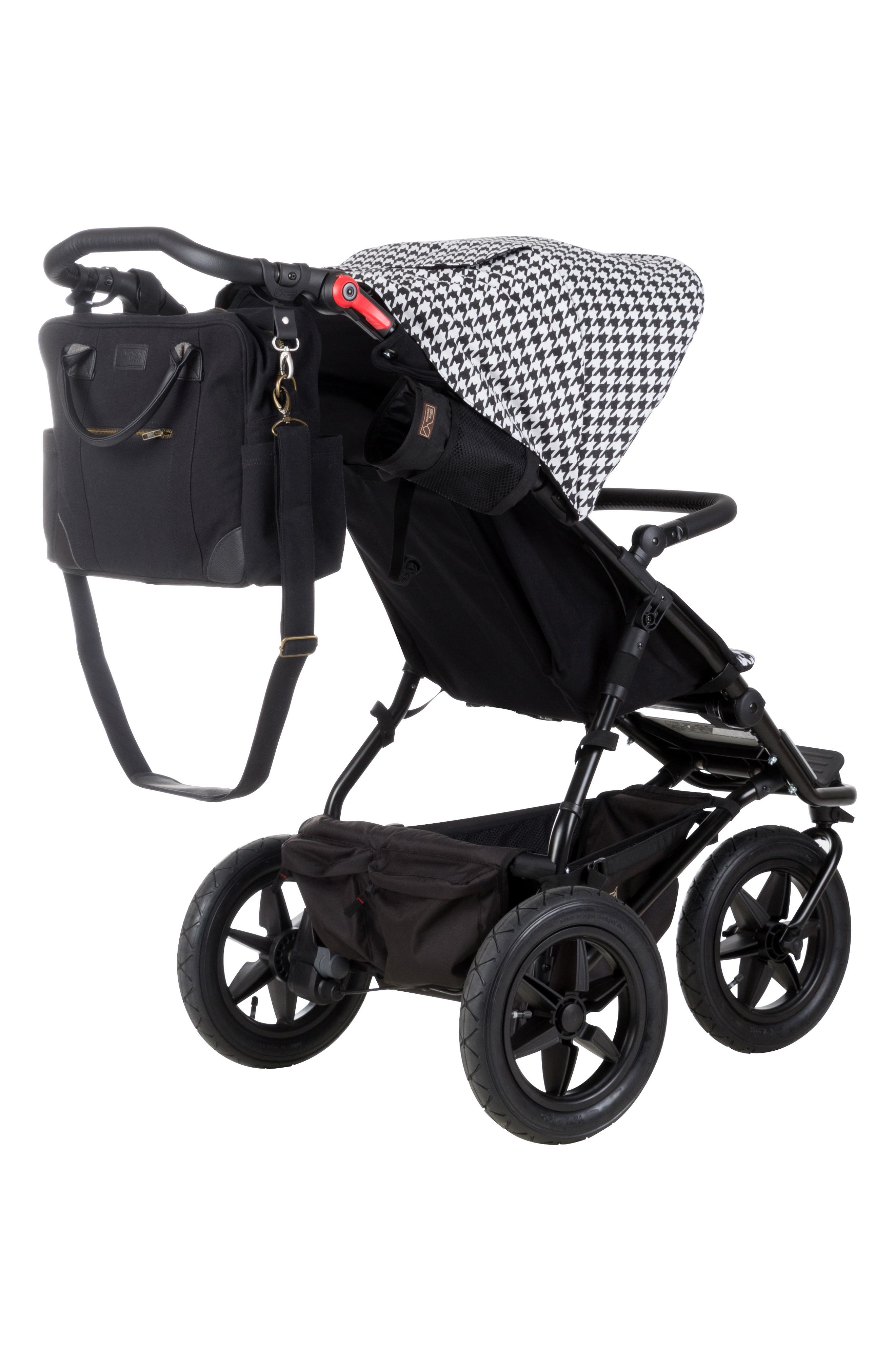Urban Jungle - The Luxury Collection Stroller,                             Alternate thumbnail 5, color,                             001