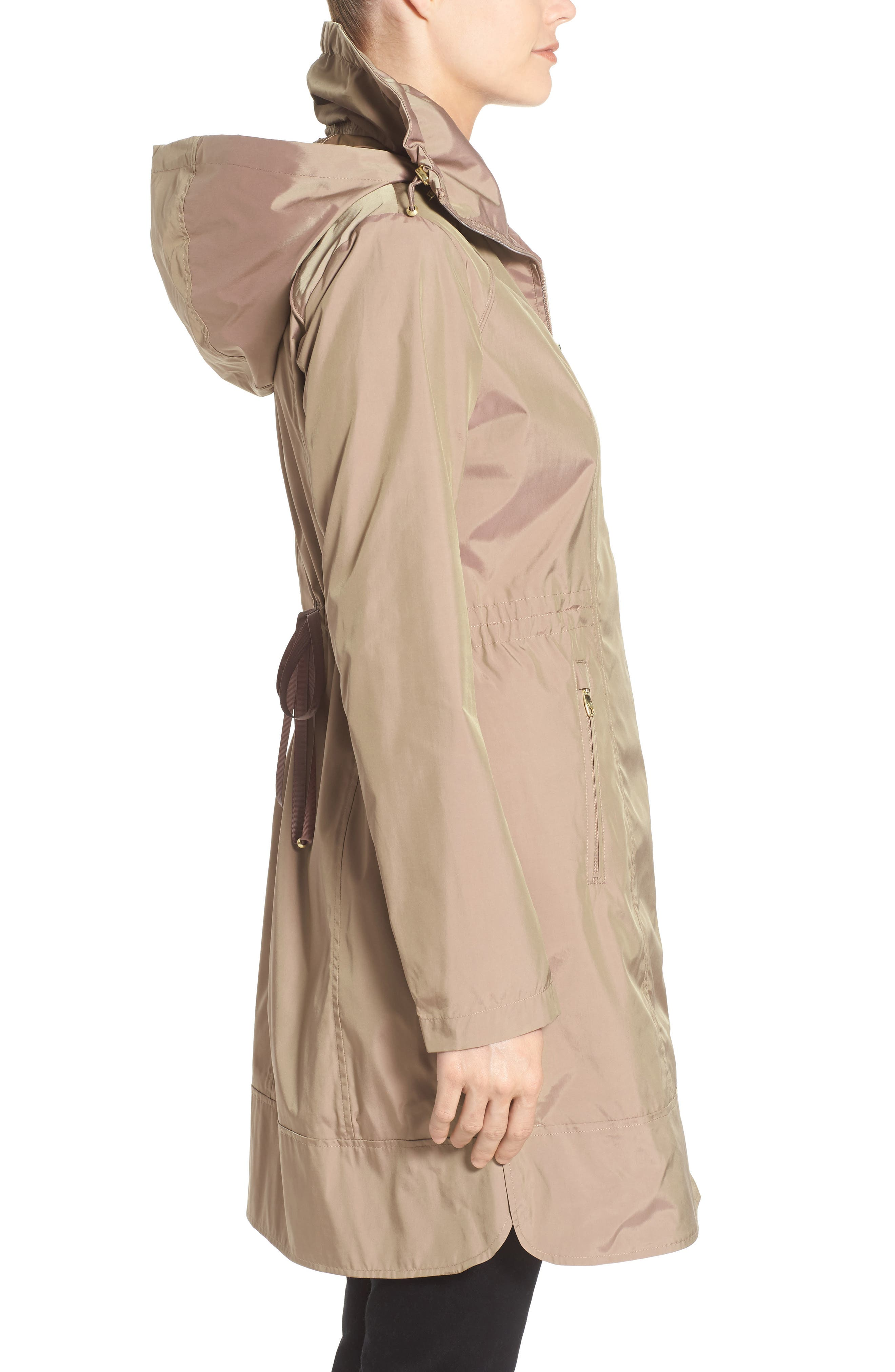 Packable Rain Jacket,                             Alternate thumbnail 15, color,