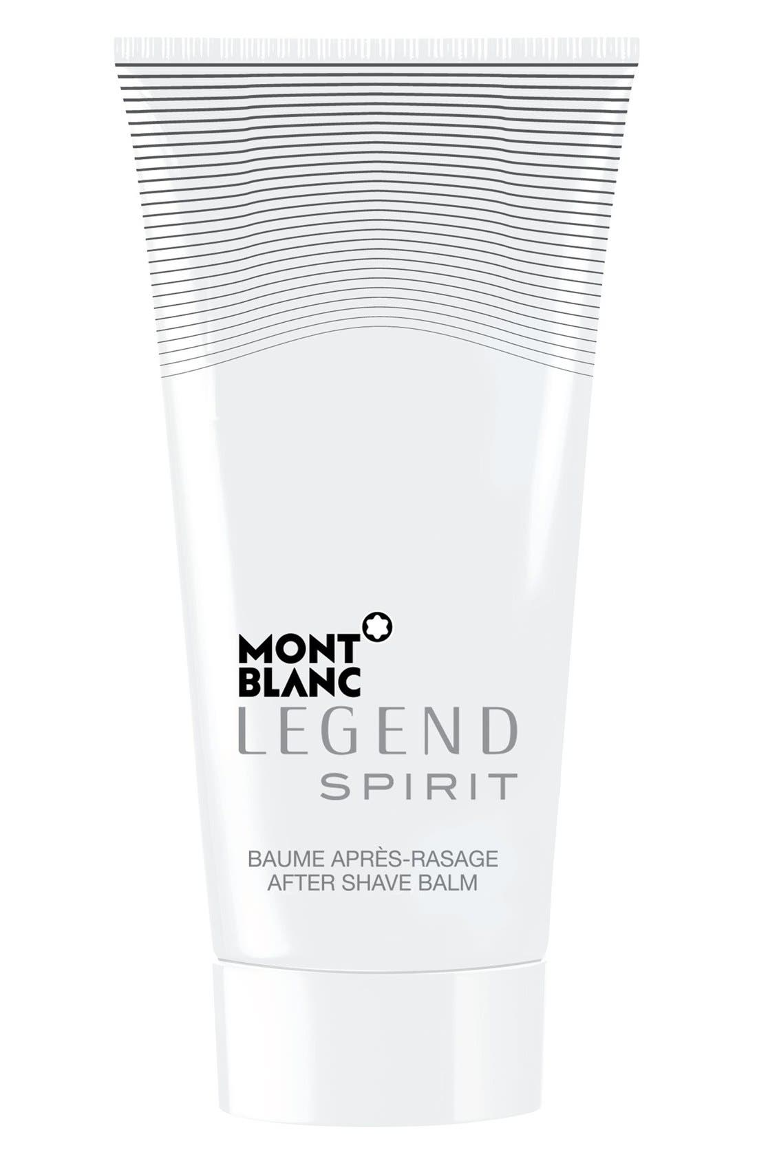 'Legend Spirit' After Shave Balm,                         Main,                         color, NO COLOR