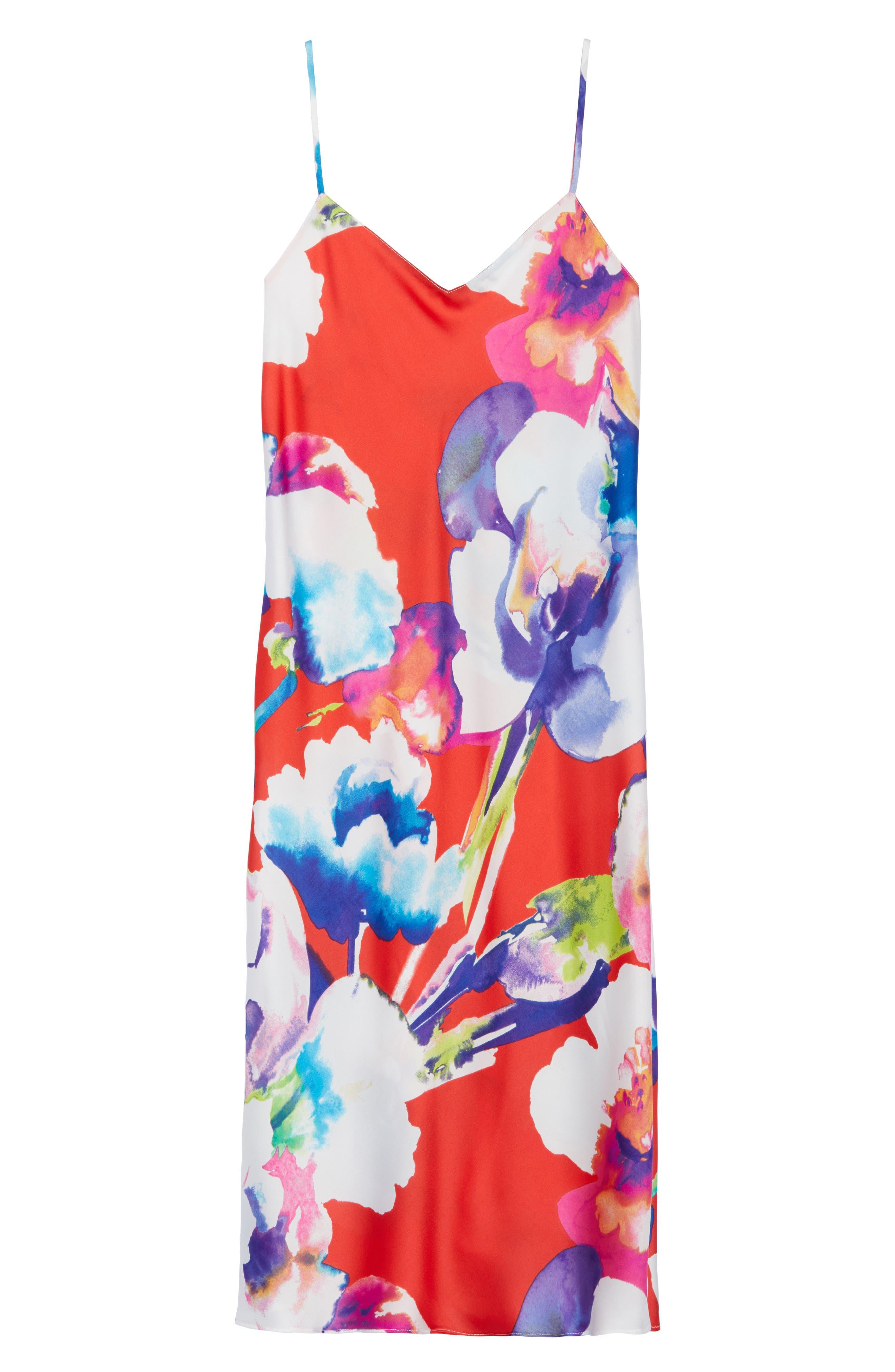 Tahiti Nightgown,                             Alternate thumbnail 6, color,                             623