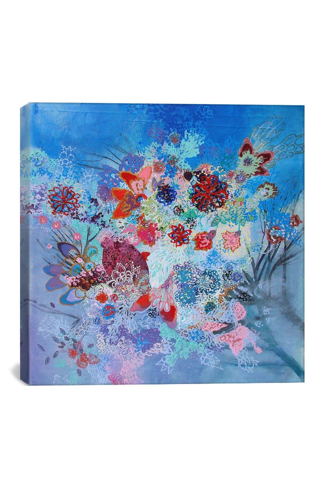 'Flotar en el fondo - Lia Porto' Giclée Print Canvas Art,                         Main,                         color,