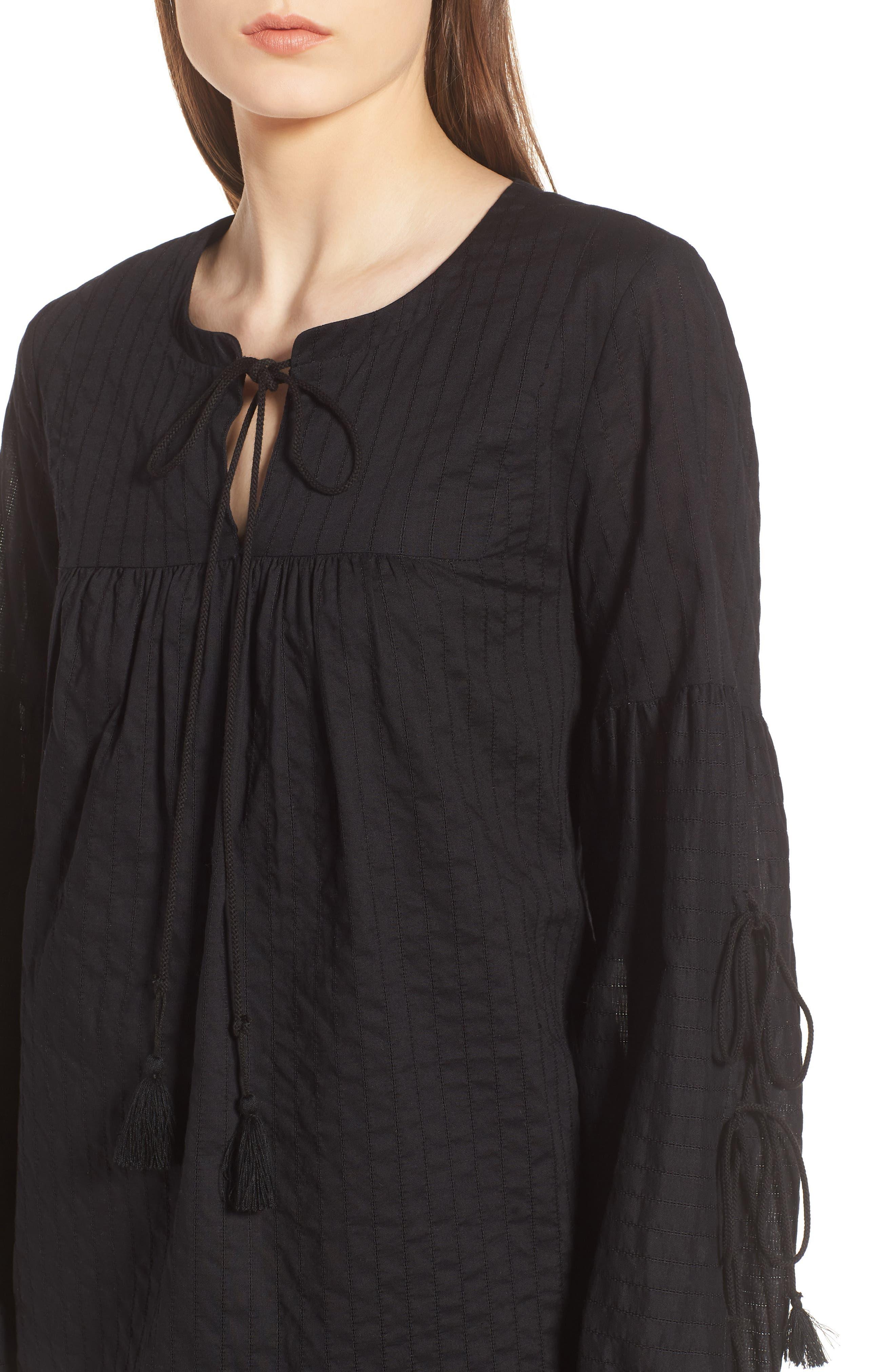 Dolly Dress,                             Alternate thumbnail 4, color,                             001