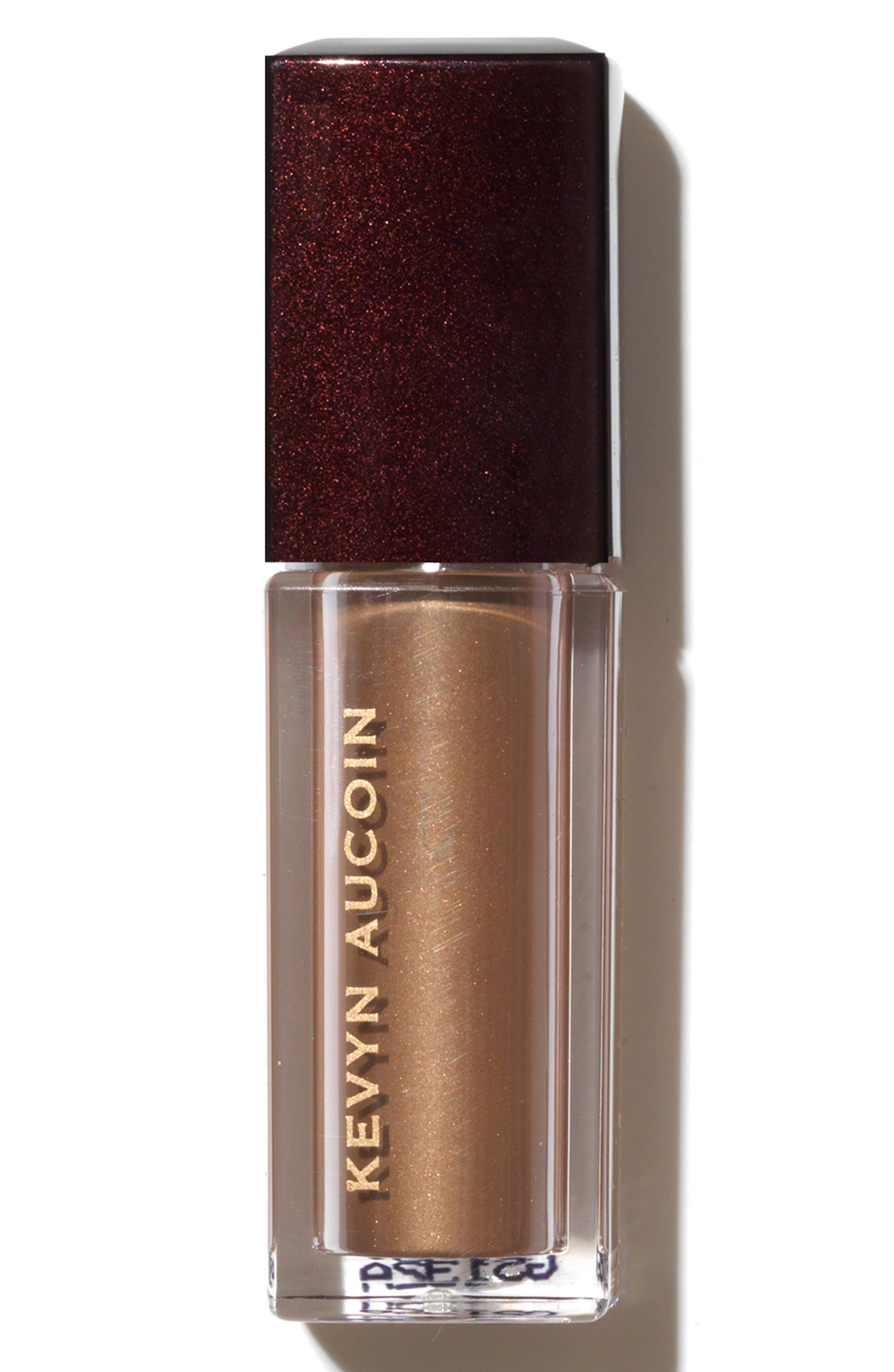 SPACE.NK.apothecary Kevyn Aucoin Beauty The Loose Shimmer Eyeshadow,                             Main thumbnail 1, color,                             TOPAZ