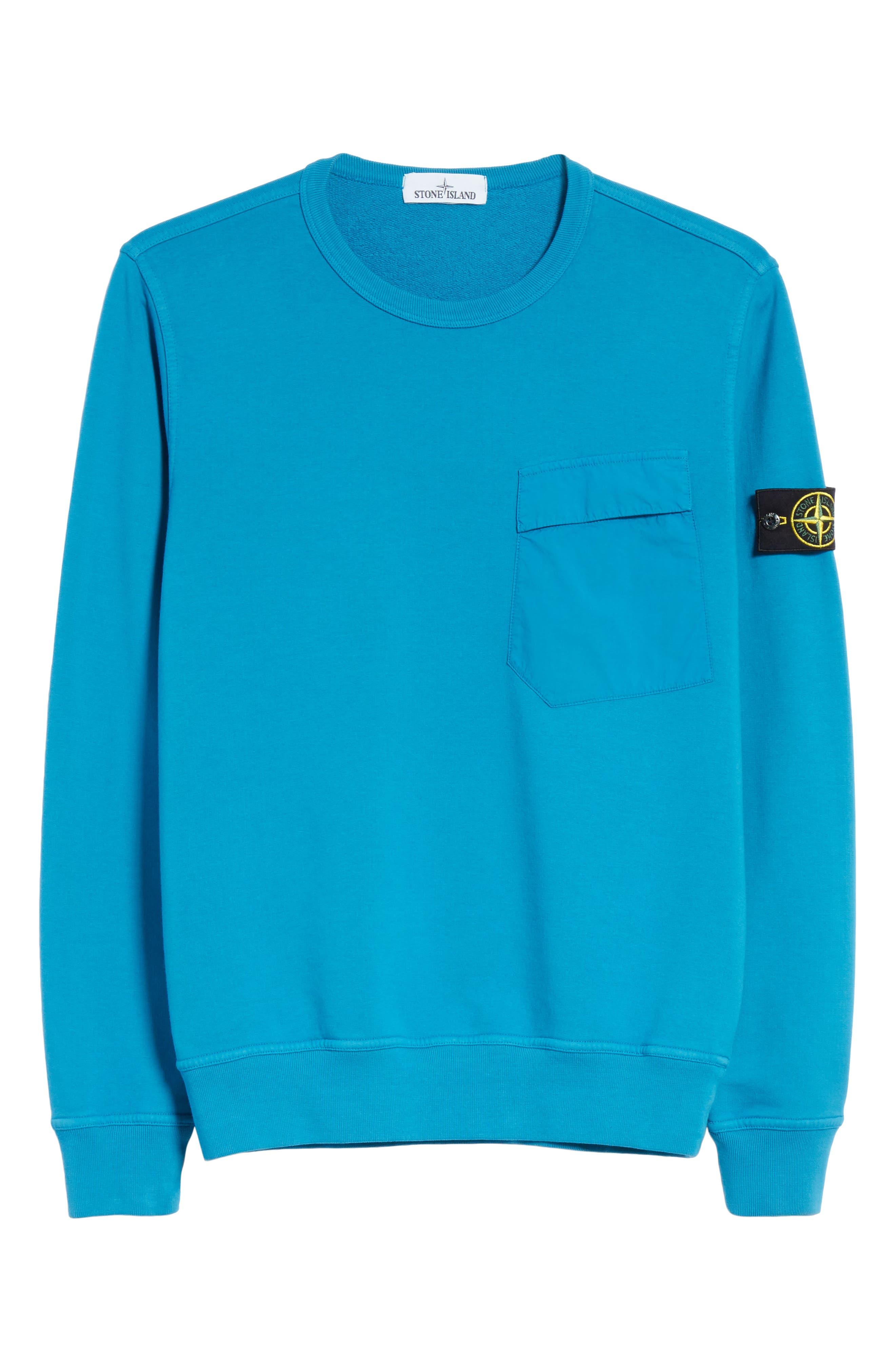 Pocket Sweatshirt,                             Alternate thumbnail 18, color,
