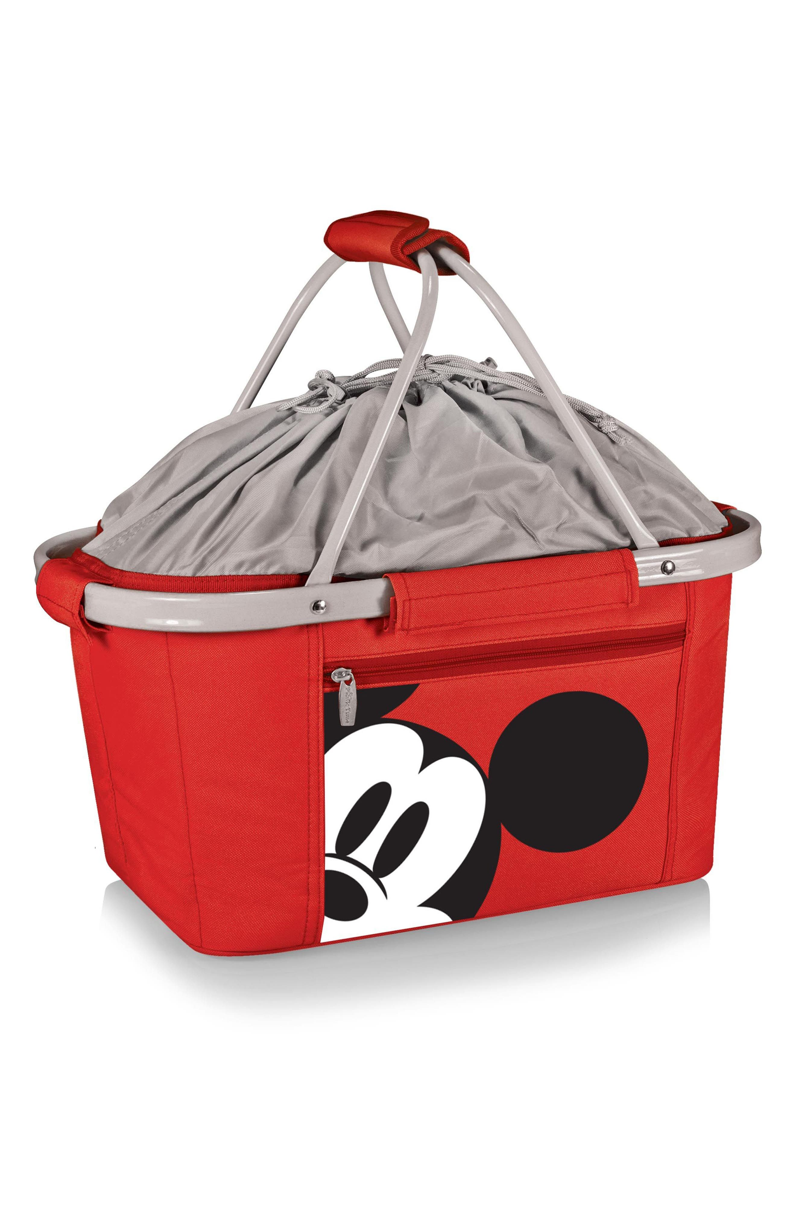 Metro - Disney Collapsible Insulated Basket,                             Main thumbnail 1, color,                             600