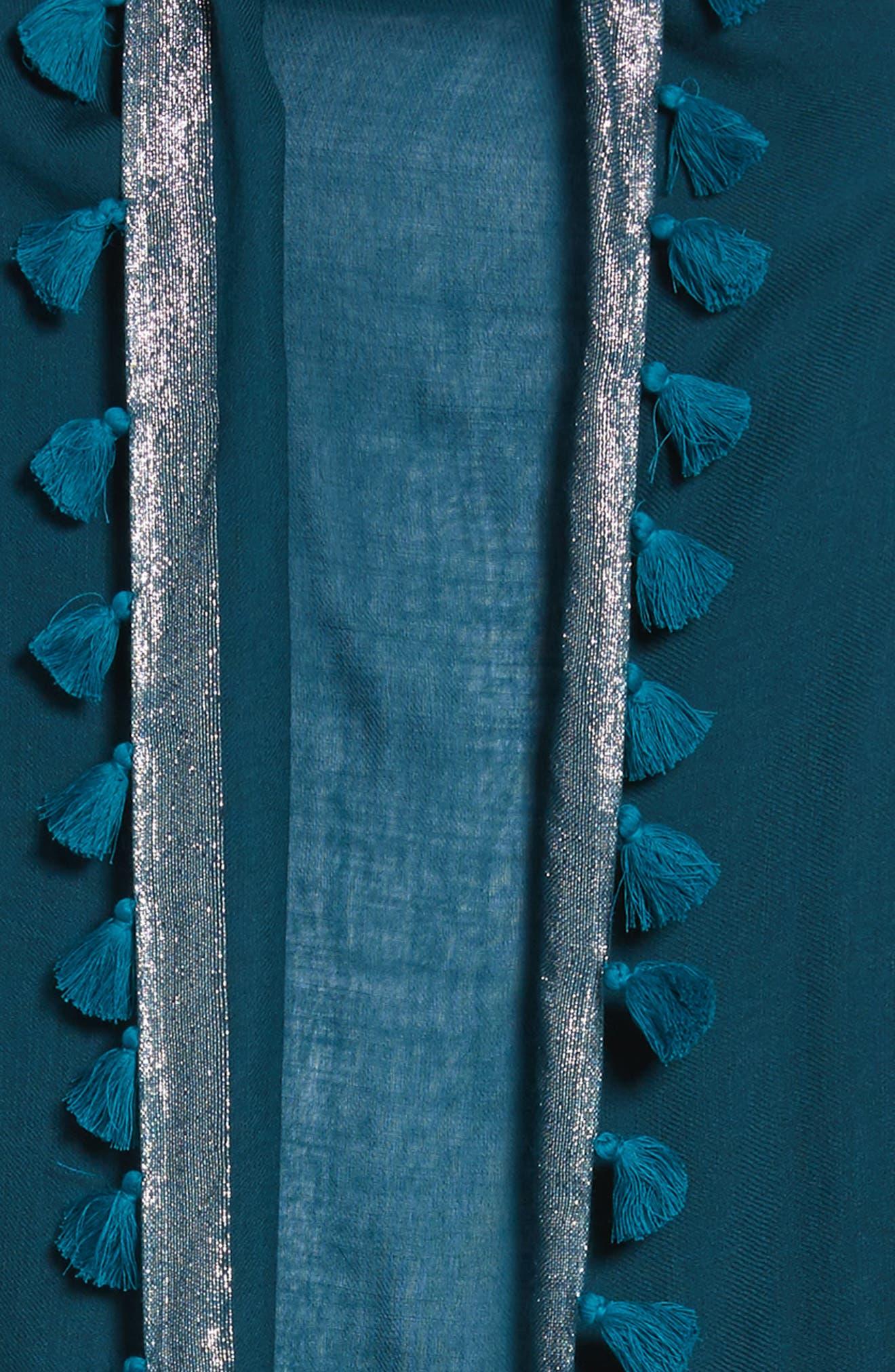 Metallic Wool Wrap,                             Alternate thumbnail 12, color,