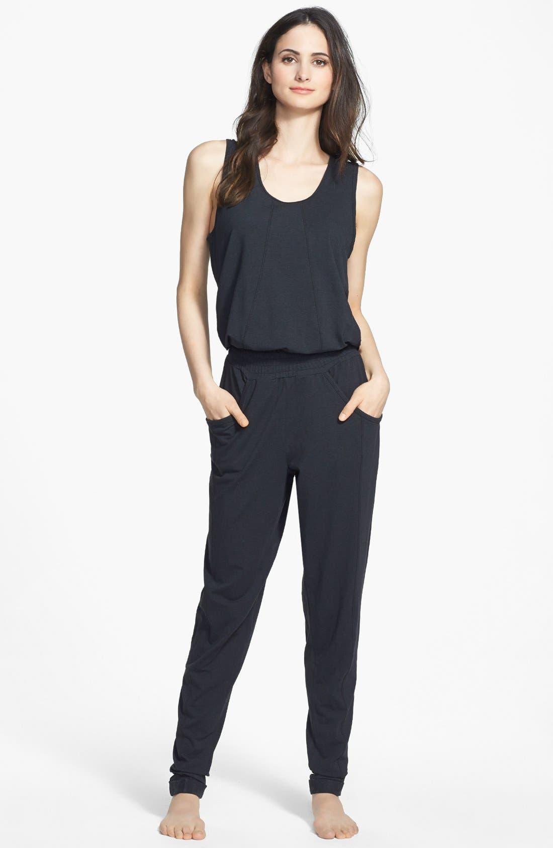 'Supta' Jumpsuit, Main, color, 001
