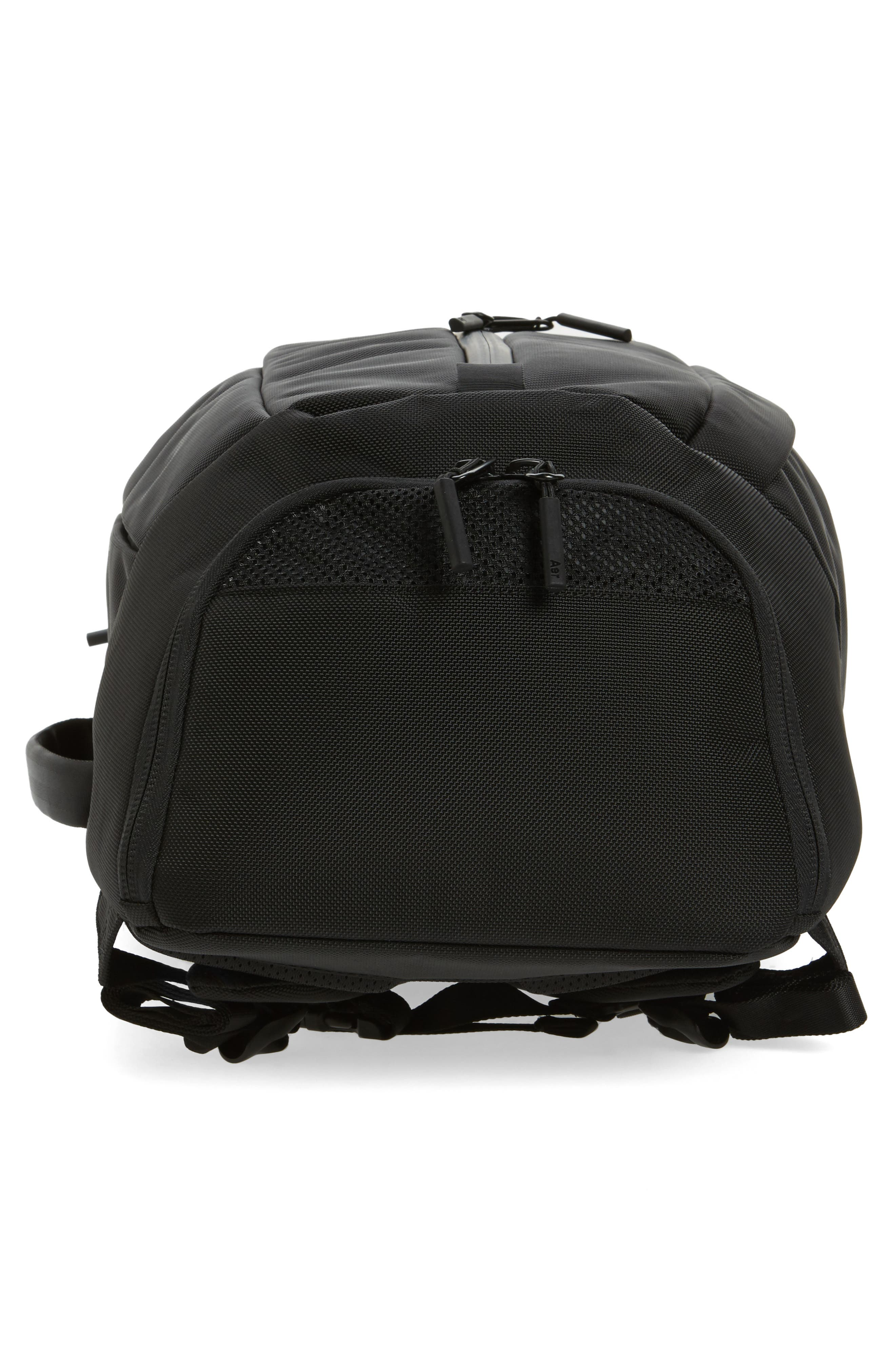 Duffel Pack 2 Convertible Backpack,                             Alternate thumbnail 6, color,                             BLACK