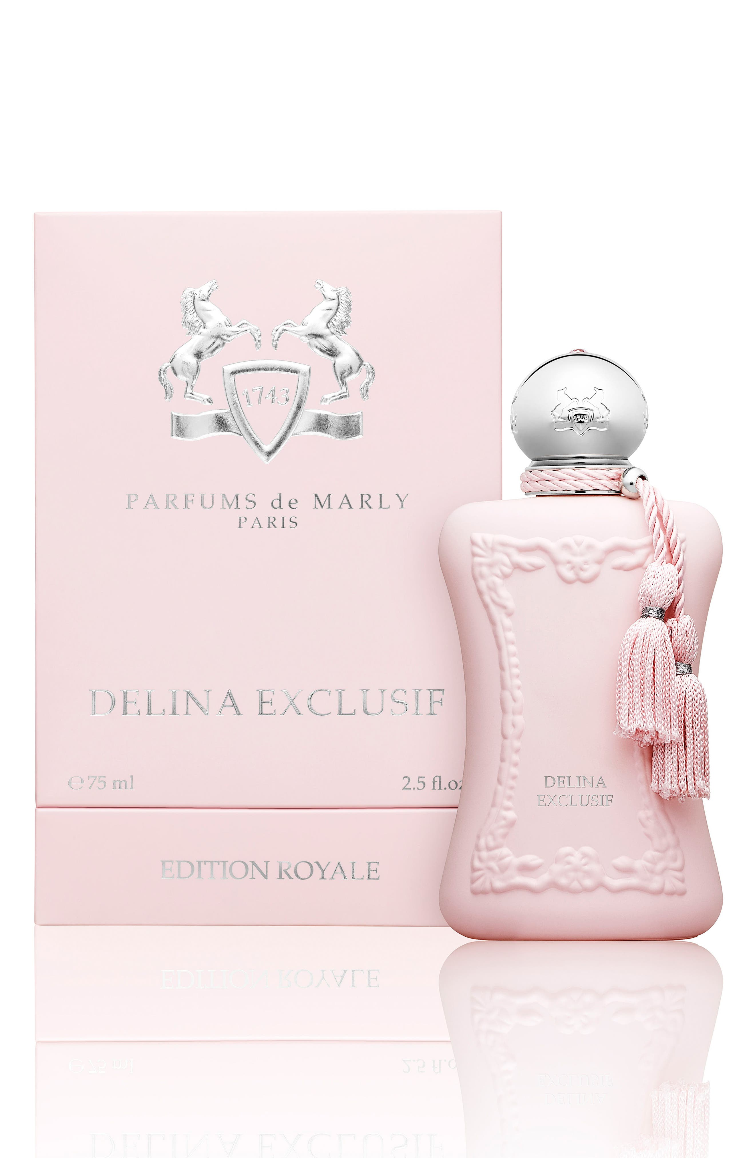 PARFUMS DE MARLY,                             Delina Exclusif Eau de Parfum,                             Alternate thumbnail 2, color,                             NO COLOR
