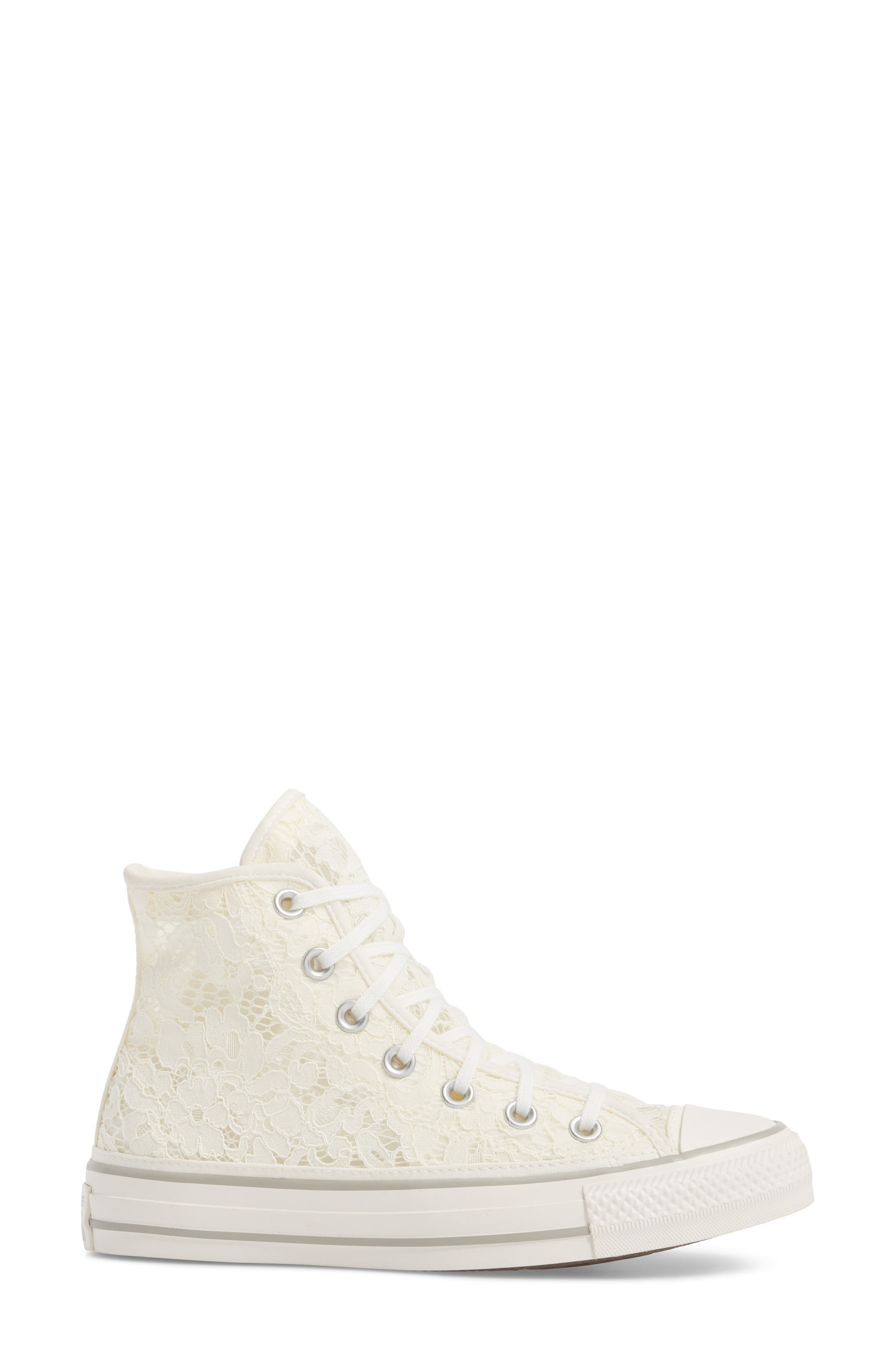 Chuck Taylor<sup>®</sup> All Star Lace High-Top Sneaker,                             Alternate thumbnail 6, color,