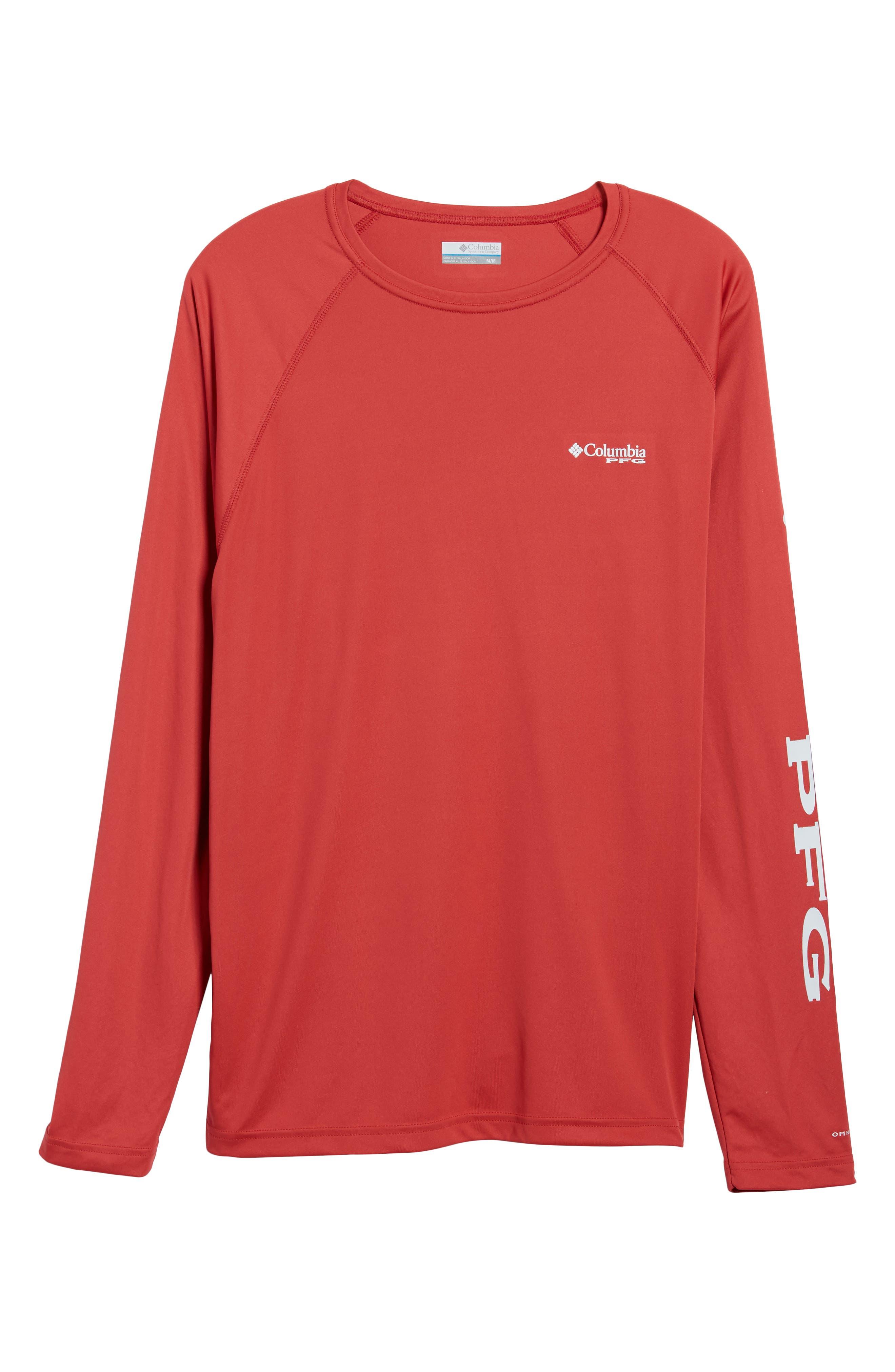 PFG Terminal Tackle Performance T-Shirt,                             Alternate thumbnail 41, color,