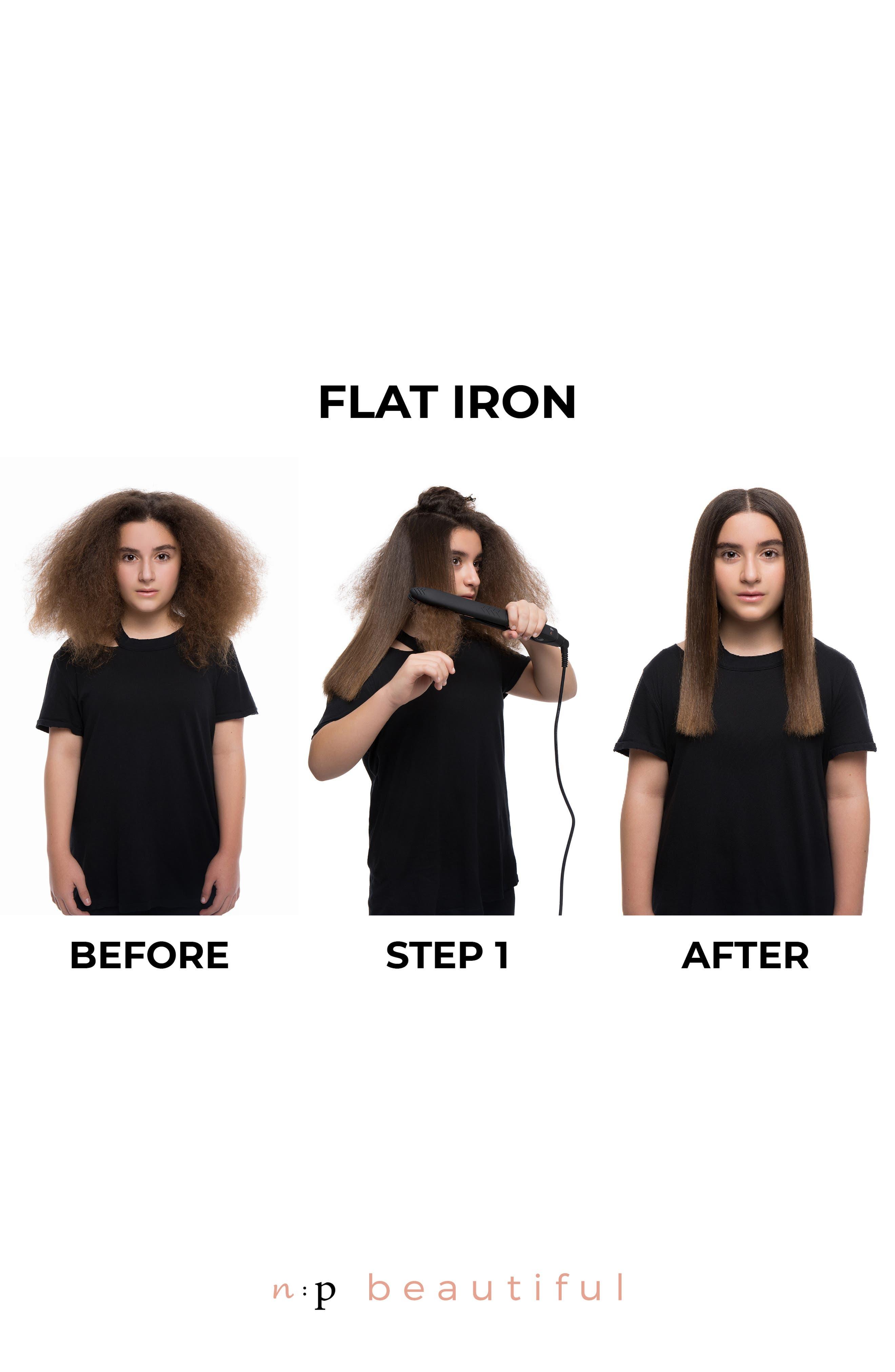 Flat Iron,                             Alternate thumbnail 3, color,                             NO COLOR