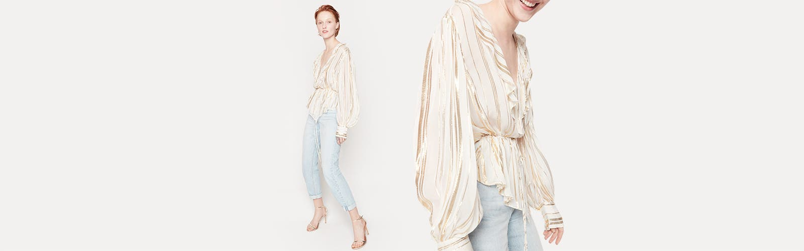 Tops for an all-day affair.
