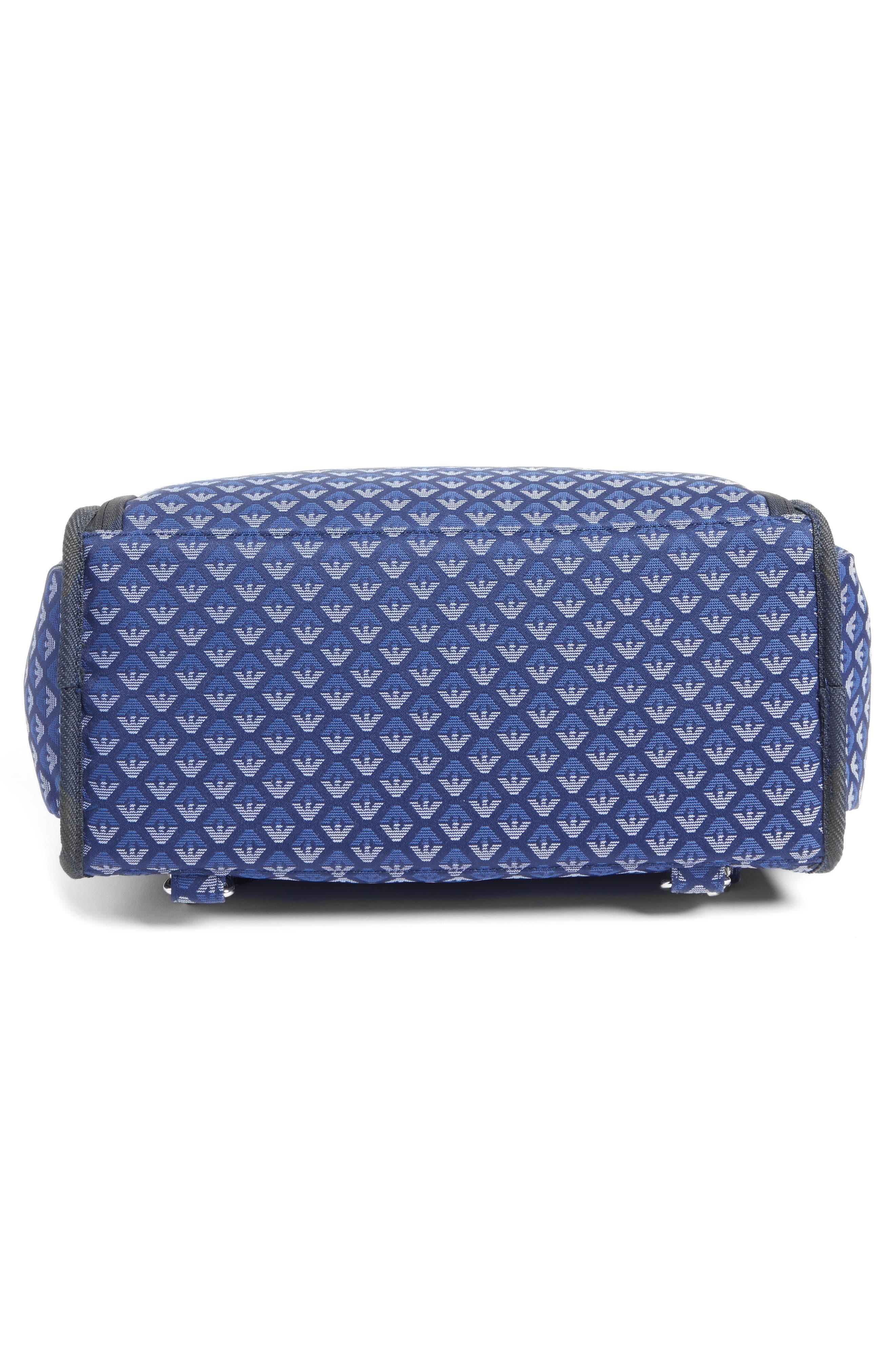 Diaper Bag,                             Alternate thumbnail 5, color,                             NAVY BLUE