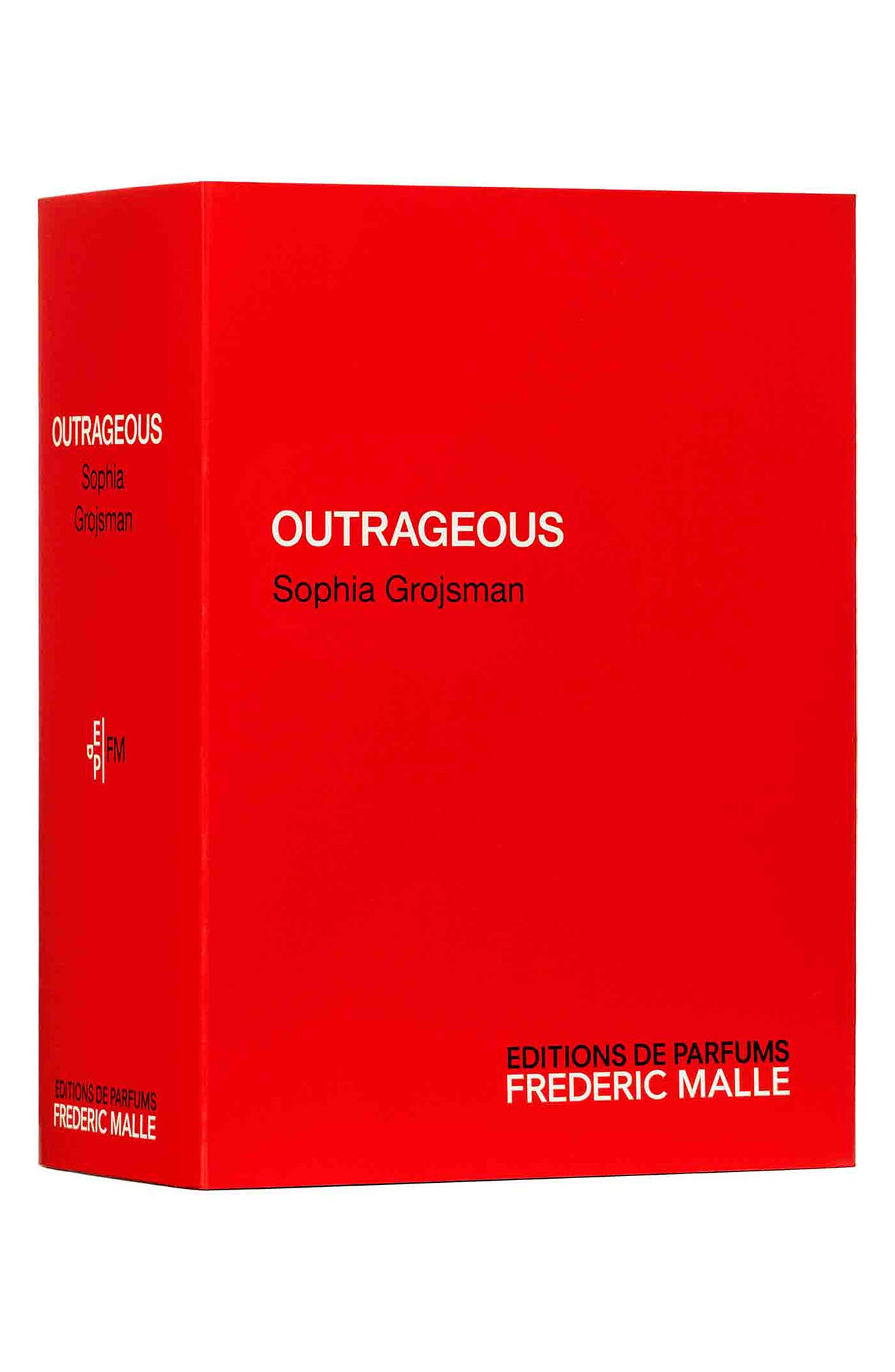 Editions de Perfumes Frédéric Malle Outrageous Spray,                             Alternate thumbnail 2, color,                             NO COLOR