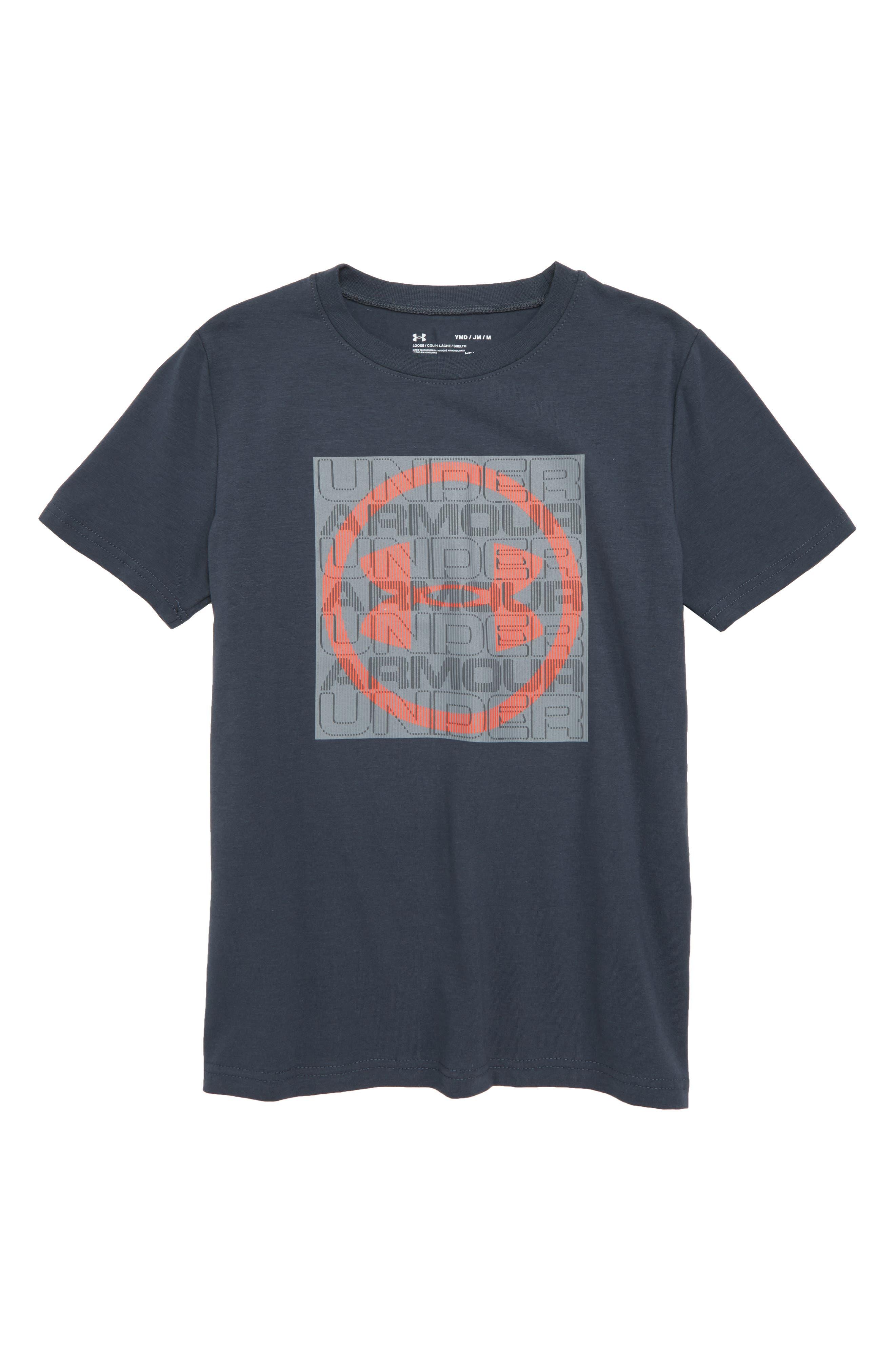 Visualogo T-Shirt,                         Main,                         color, 020