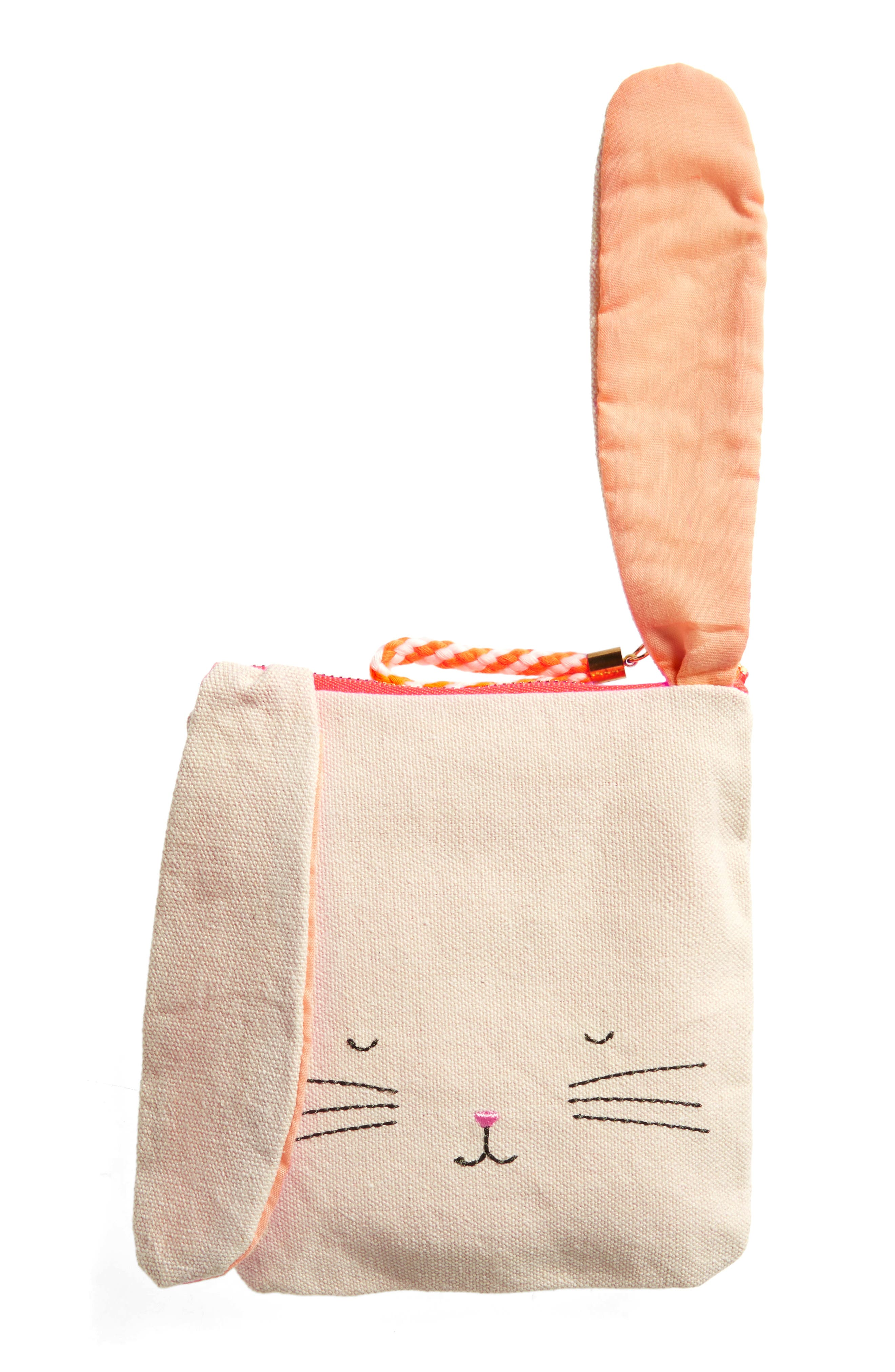 Bunny Pouch,                         Main,                         color, 650