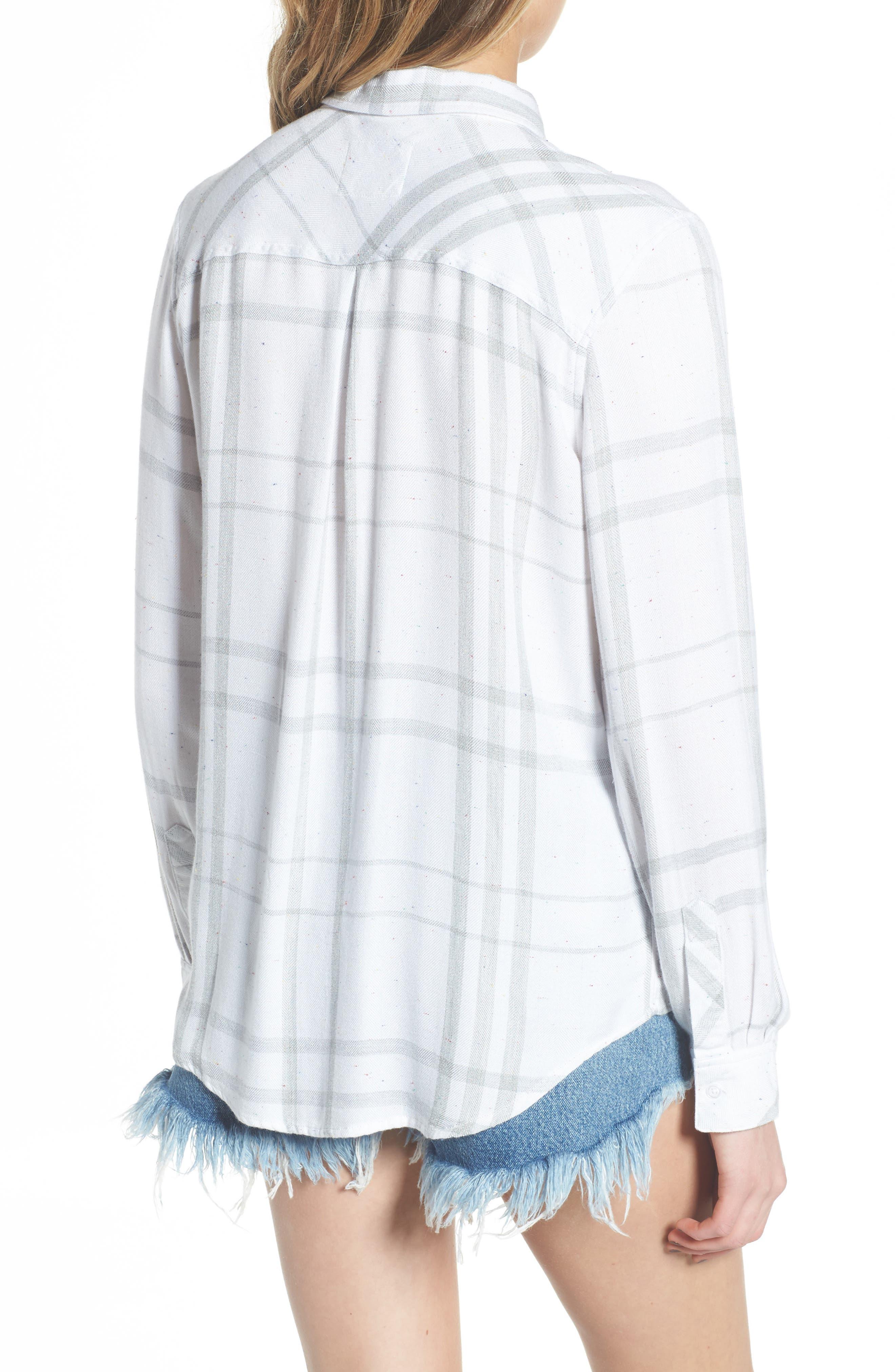 Hunter Plaid Shirt,                             Alternate thumbnail 169, color,