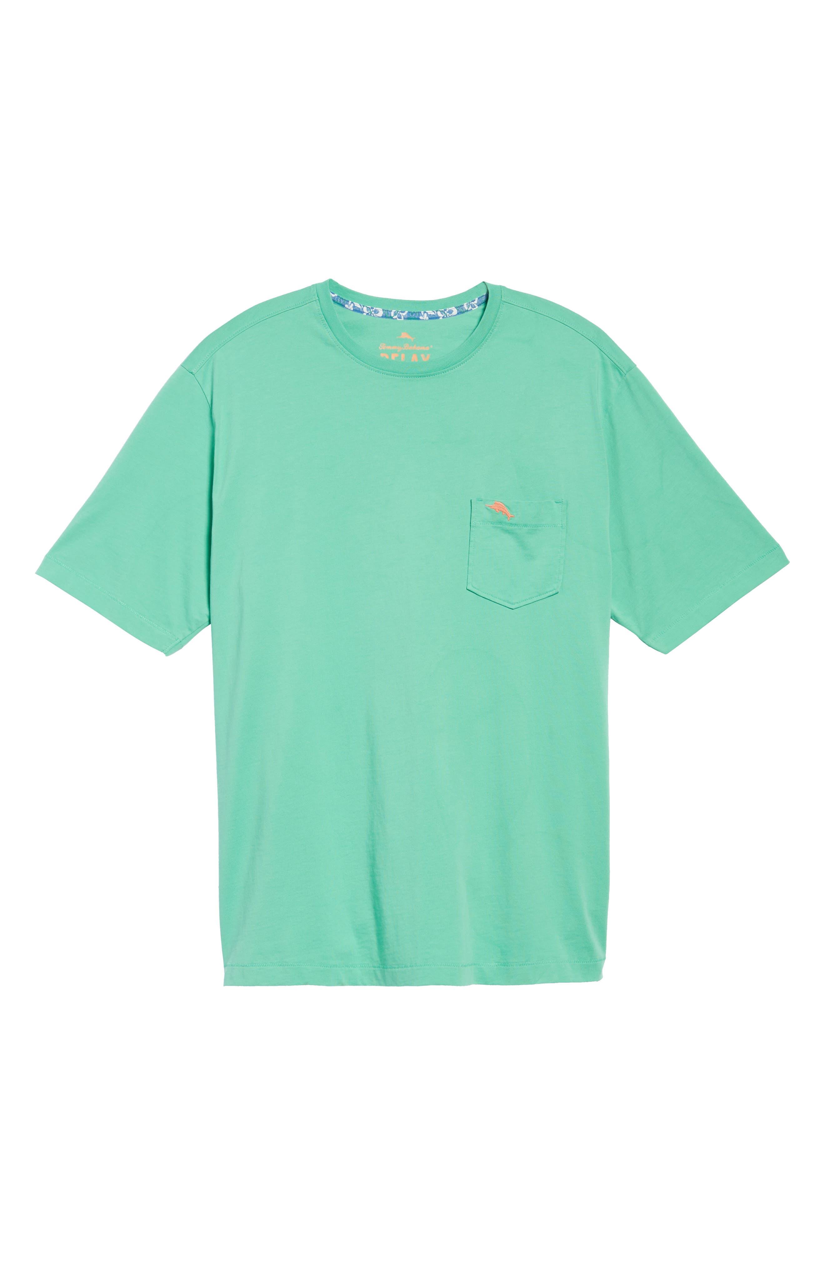 Bali Skyline Pocket T-Shirt,                             Alternate thumbnail 6, color,                             300