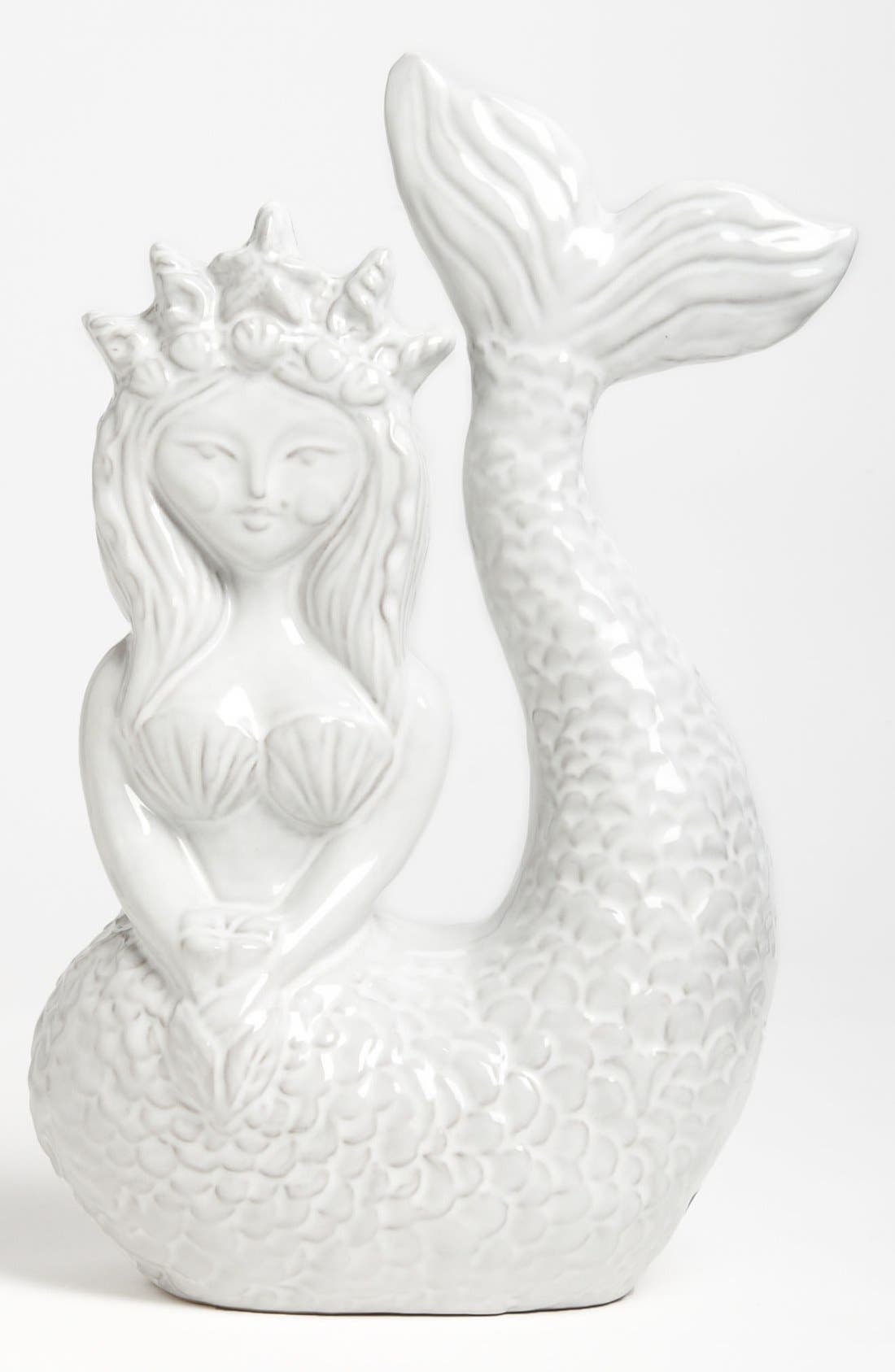 'Utopia Mermaid' Sculpture, Main, color, 100