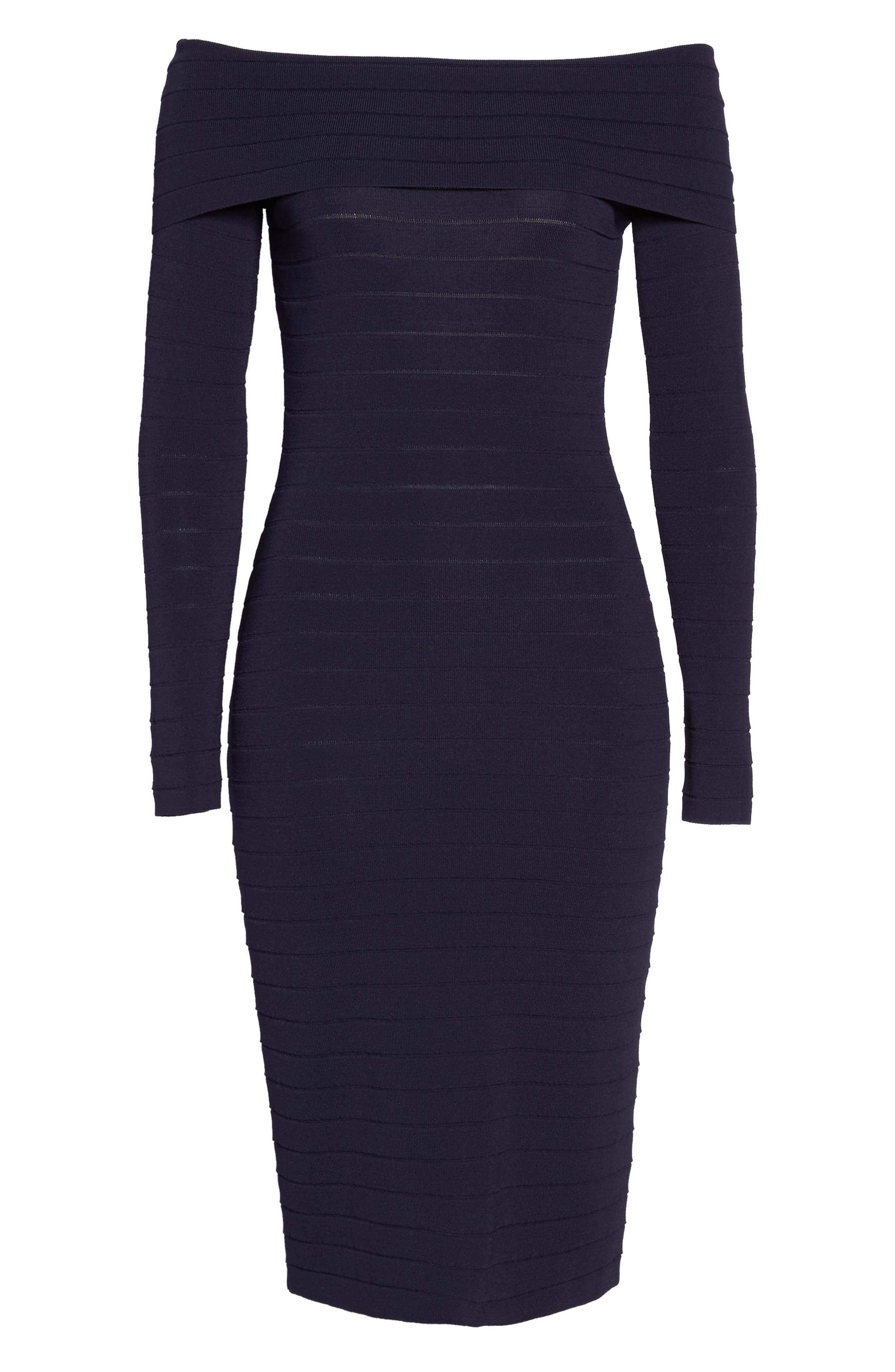 Bandage Midi Dress,                             Alternate thumbnail 28, color,