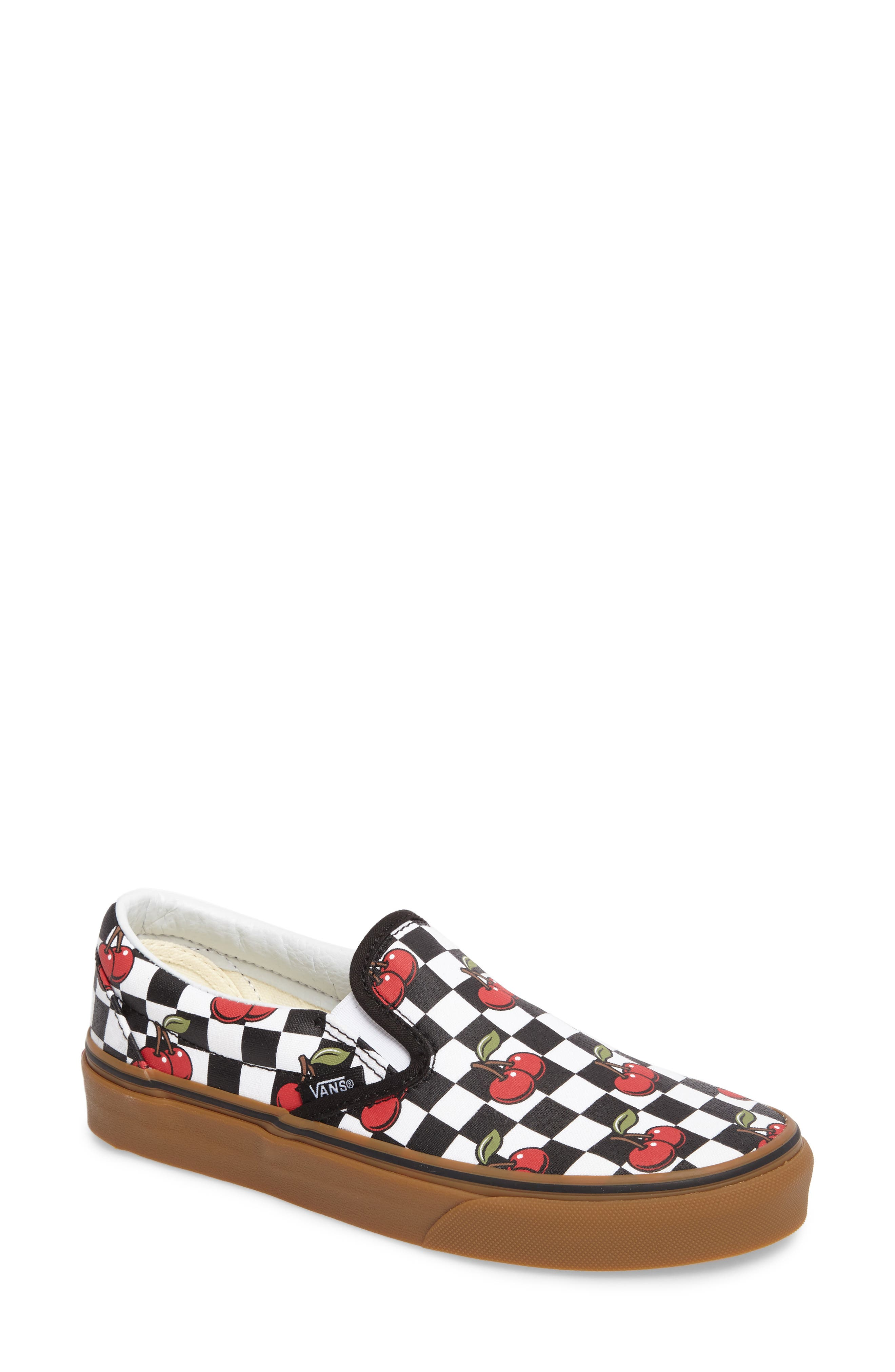 Classic Slip-On Sneaker,                             Main thumbnail 5, color,