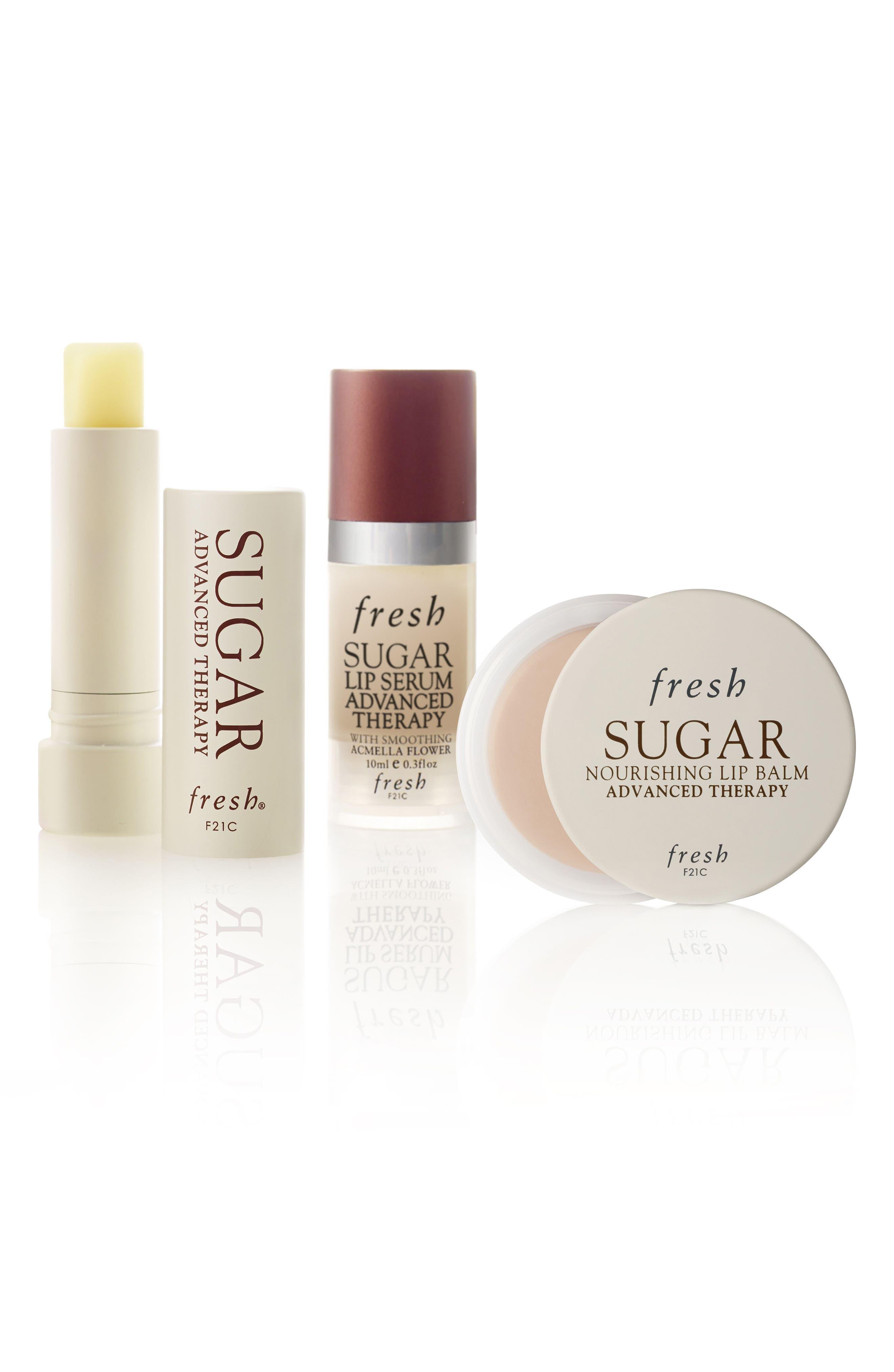 Sugar Nourishing Lip Balm Advanced Therapy,                             Alternate thumbnail 3, color,                             000