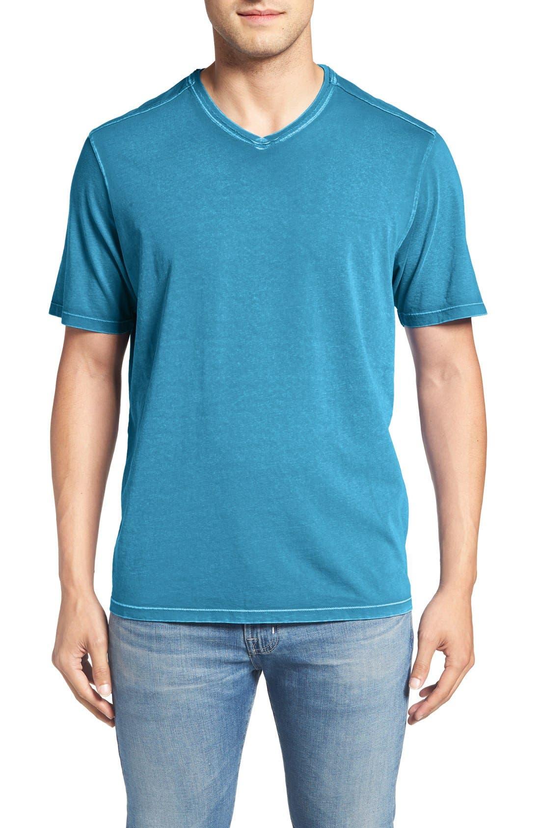 'Kahuna' V-Neck T-Shirt,                             Main thumbnail 10, color,