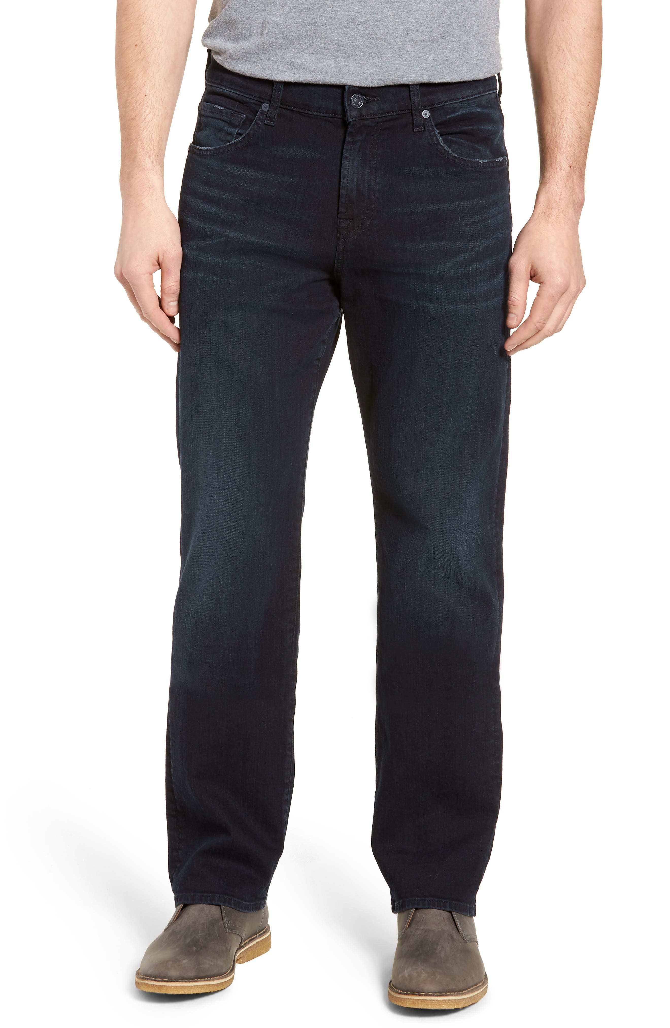 Luxe Austyn Relaxed Fit Jeans,                         Main,                         color, DESPERADO