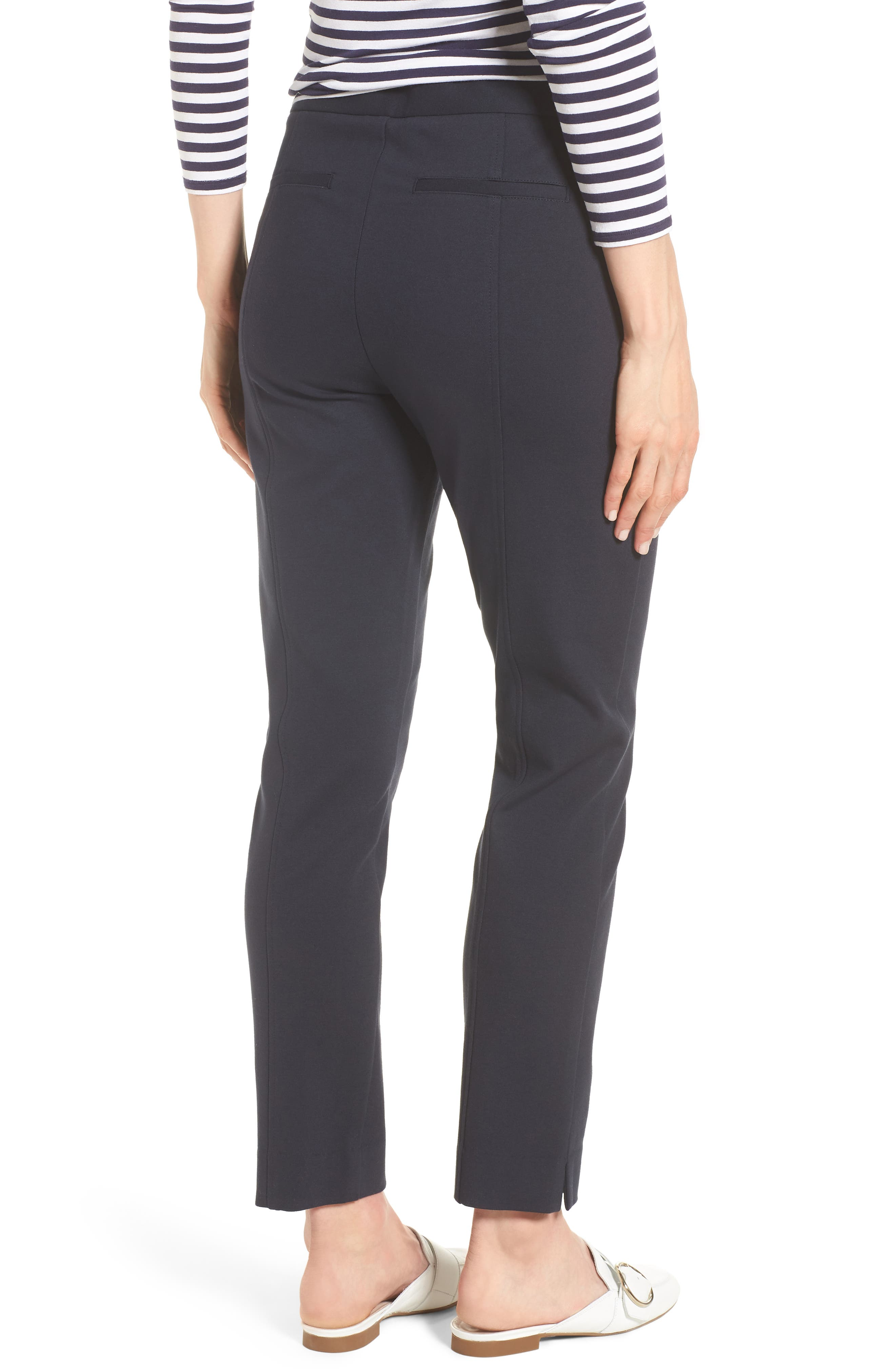 Betty Stretch Ankle Pants,                             Alternate thumbnail 2, color,                             412